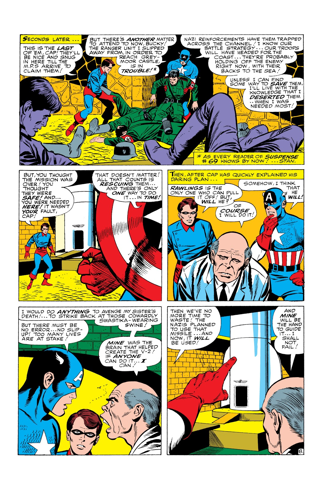 Tales of Suspense (1959) issue 71 - Page 21