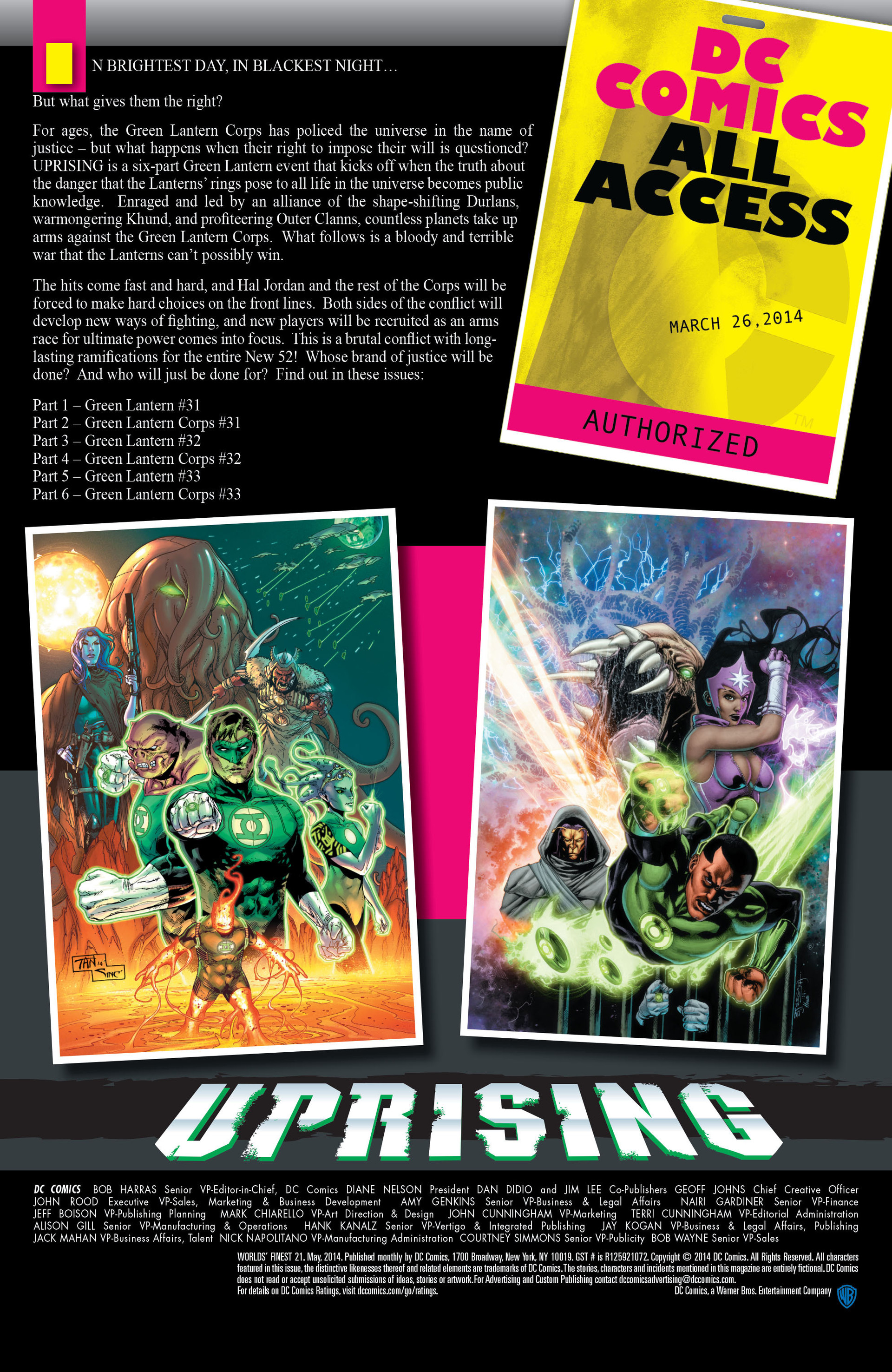 Read online Worlds' Finest comic -  Issue #21 - 24