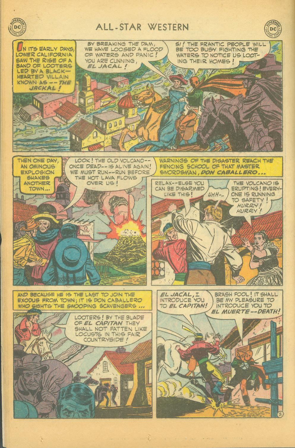 Read online All-Star Western (1951) comic -  Issue #61 - 16