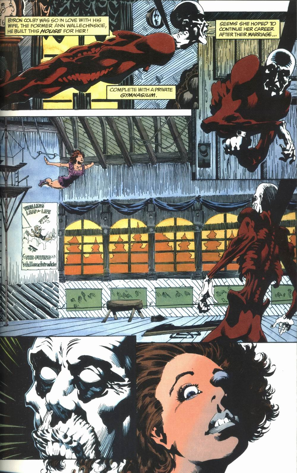 Read online Deadman: Love After Death comic -  Issue #1 - 11