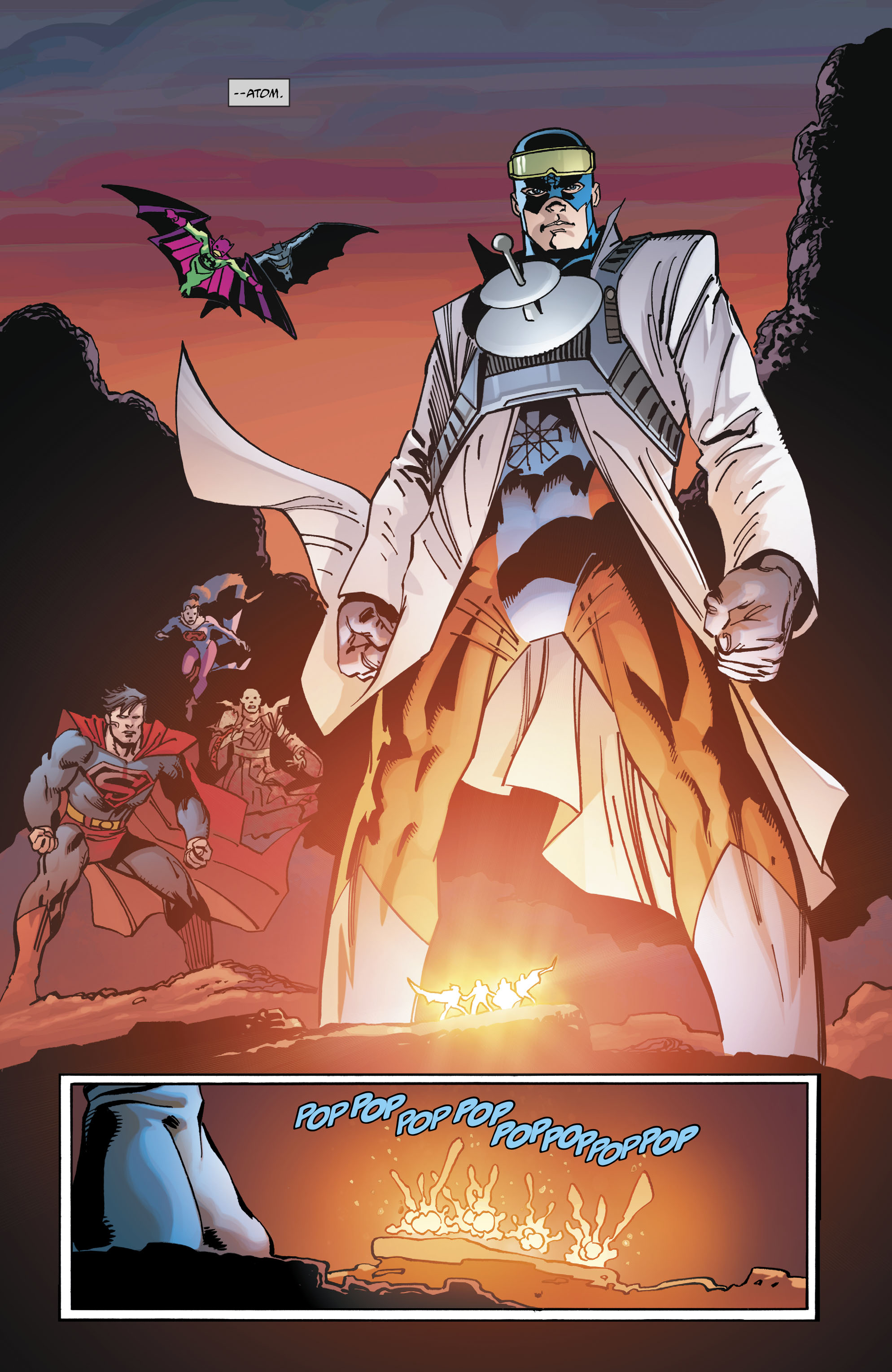 Read online Dark Knight III: The Master Race comic -  Issue #9 - 28
