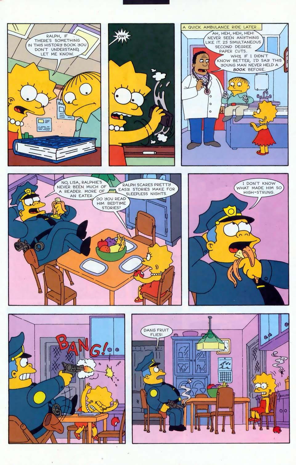Read online Simpsons Comics comic -  Issue #44 - 18