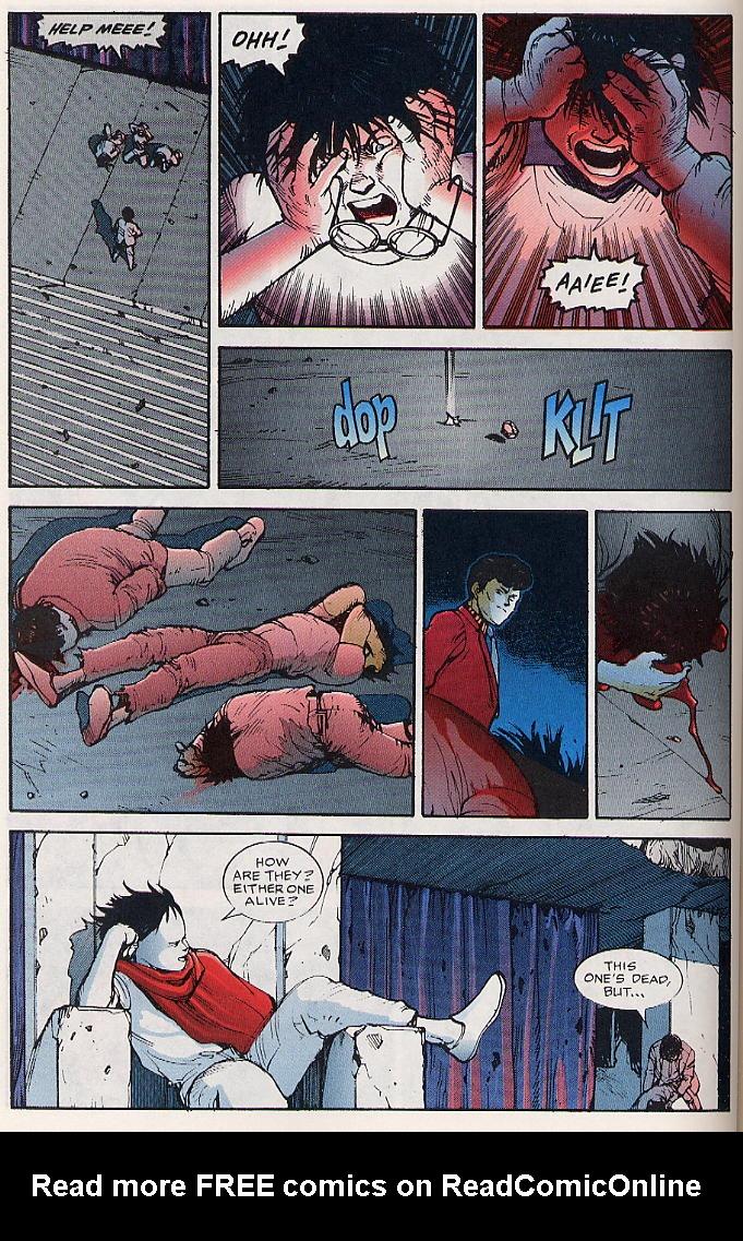 Read online Akira comic -  Issue #17 - 57