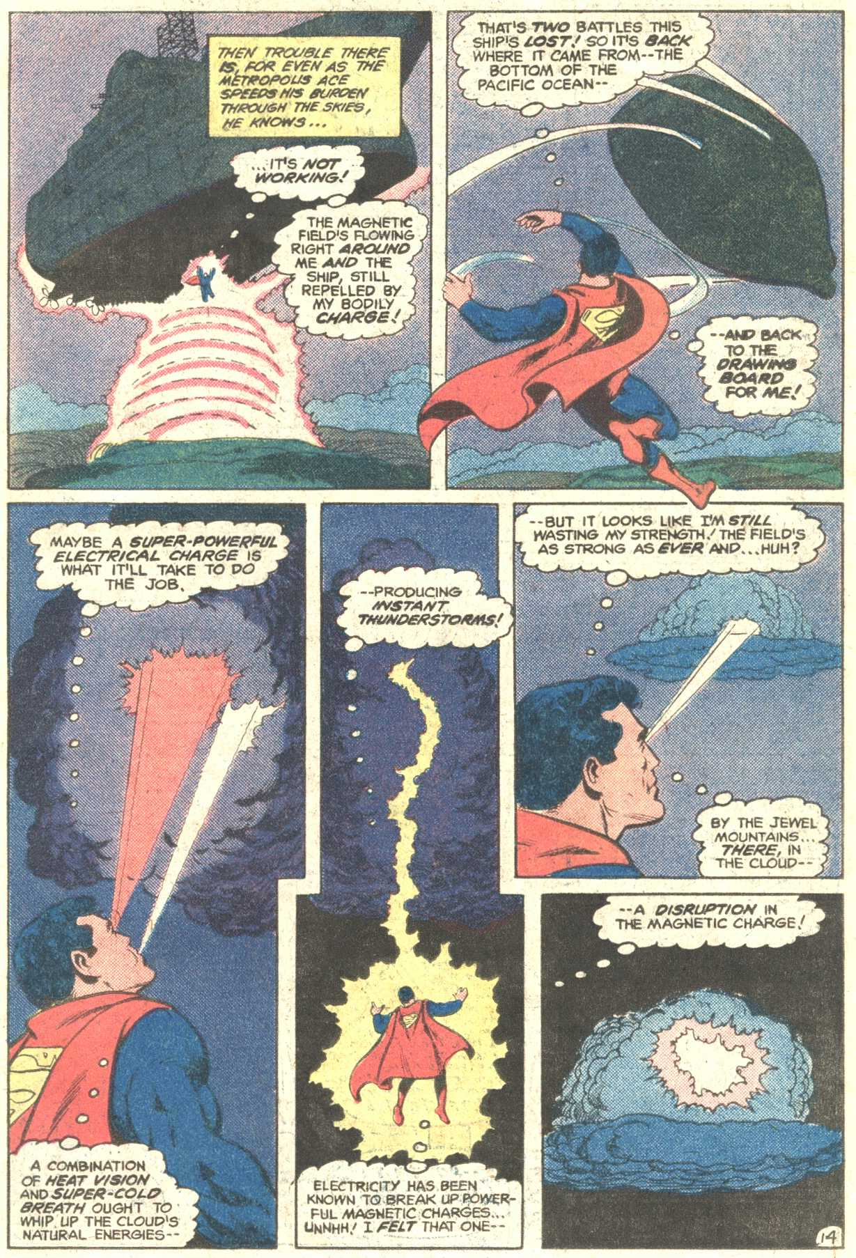 Read online Action Comics (1938) comic -  Issue #547 - 19