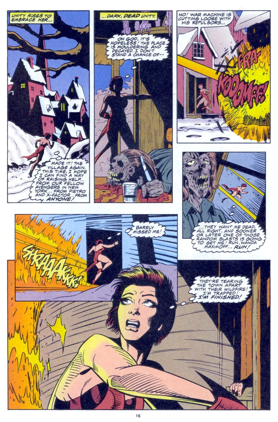 Scarlet Witch (1994) Issue #3 #3 - English 14