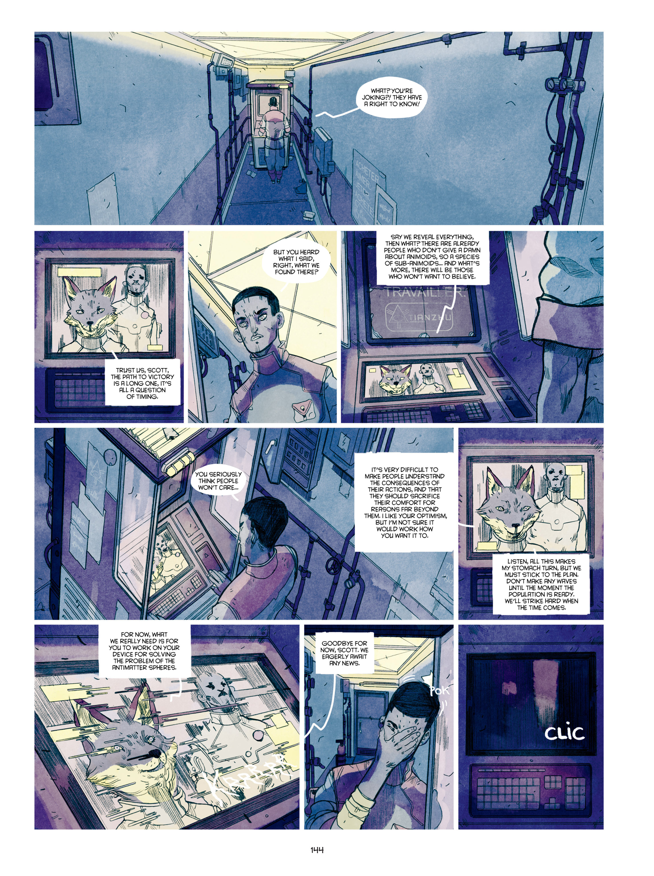 Read online Shangri-La comic -  Issue # Full - 145