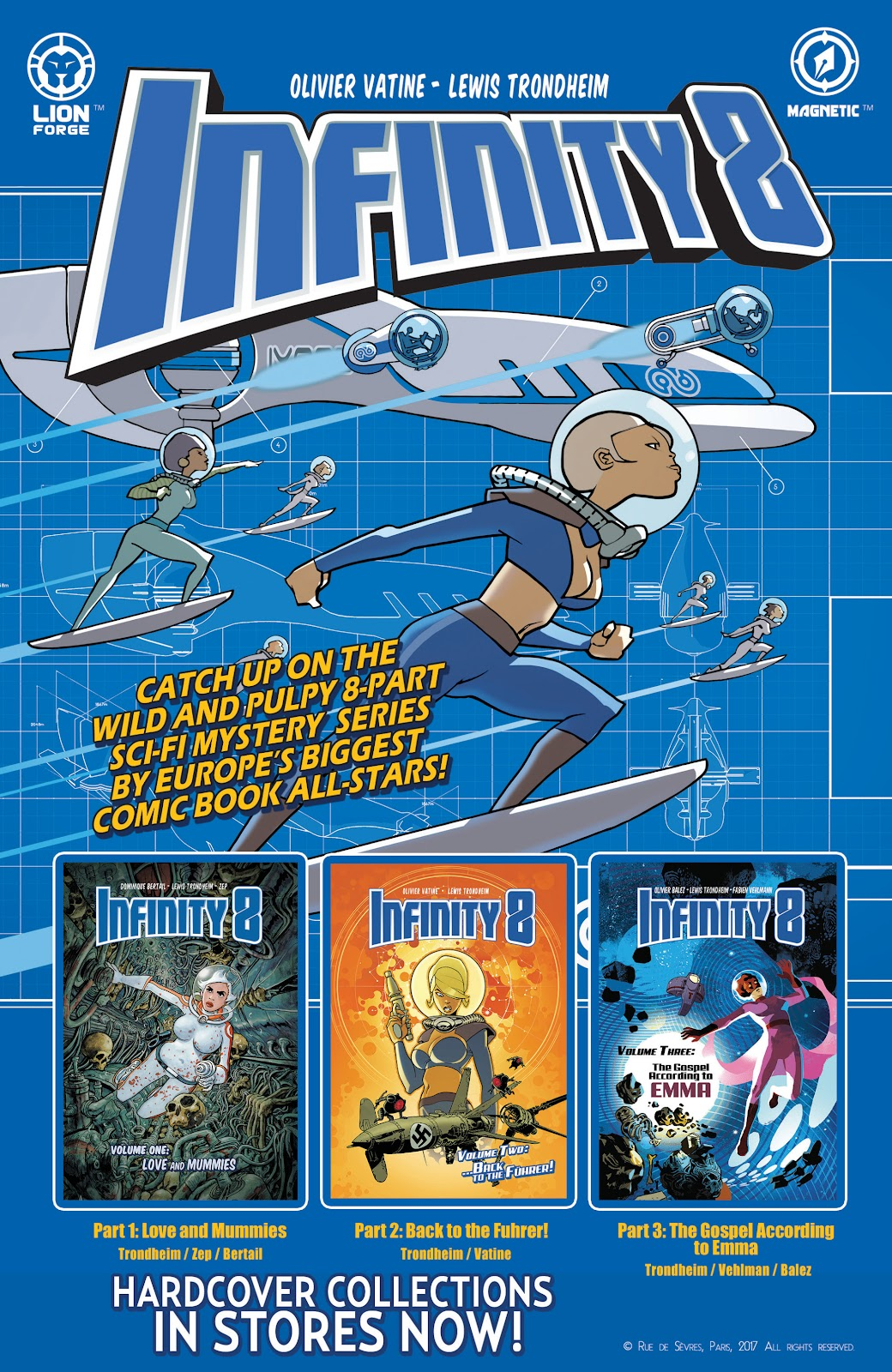 Read online Infinity 8 comic -  Issue #10 - 30