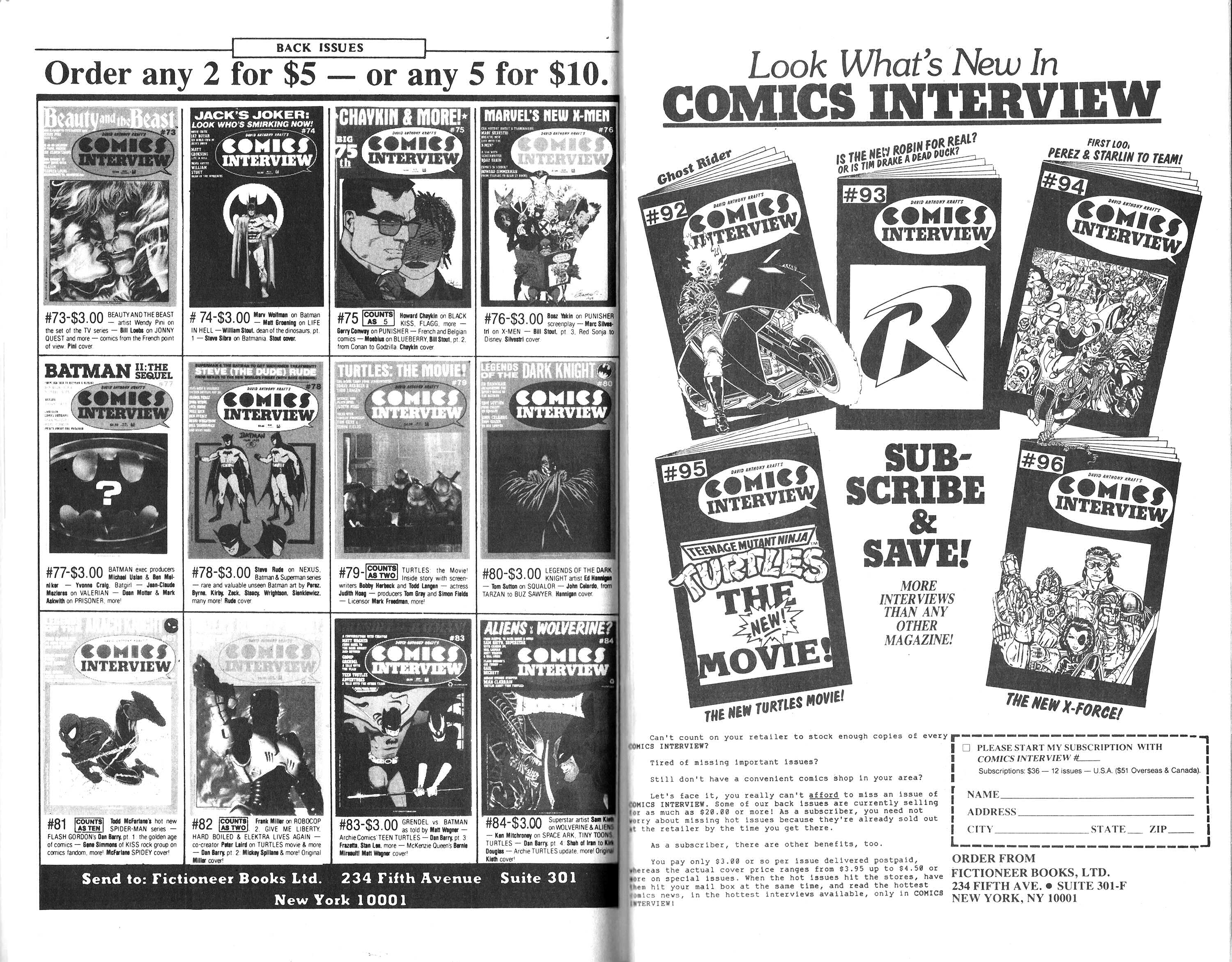 Read online Amazing Heroes comic -  Issue #188 - 30