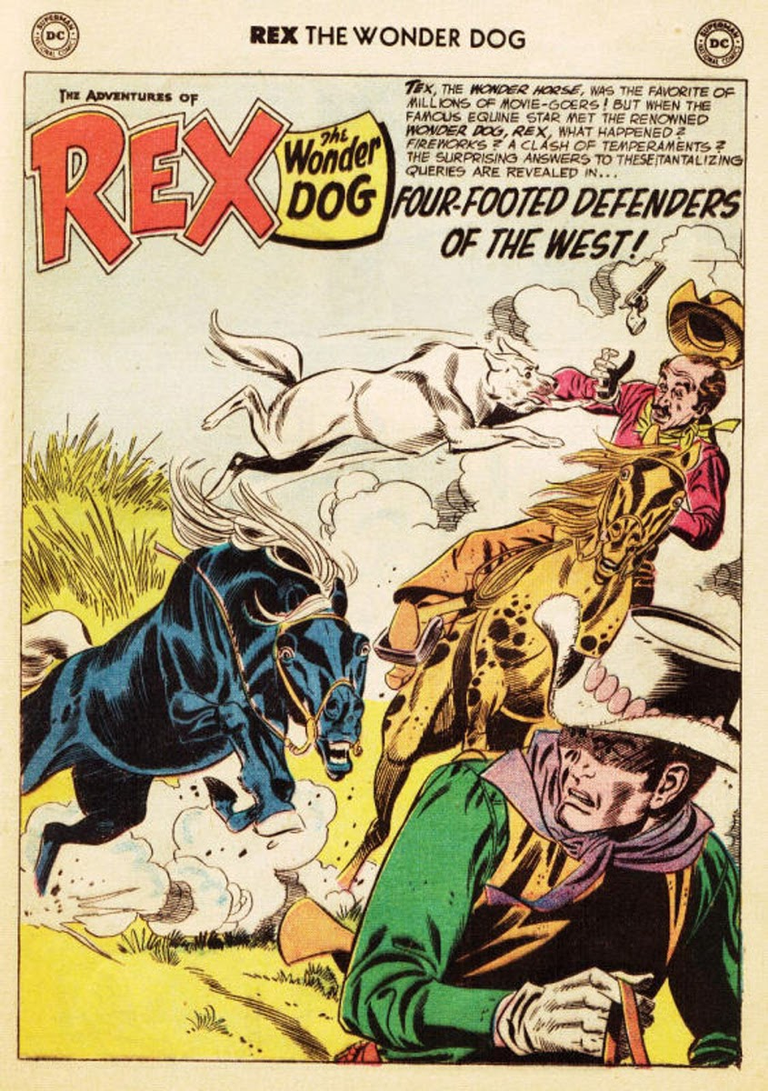 The Adventures of Rex the Wonder Dog issue 35 - Page 18