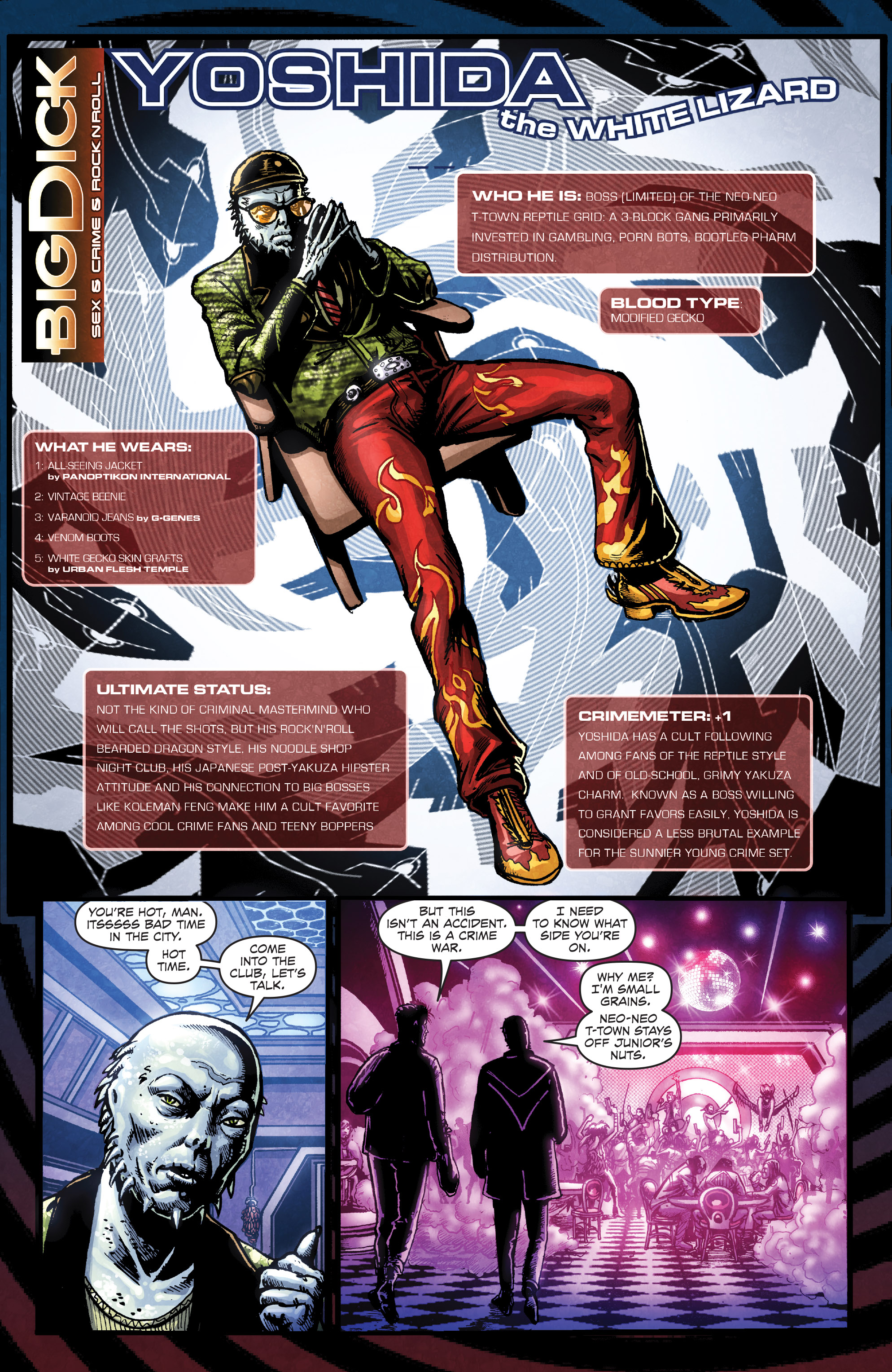 Read online Ballistic (2013) comic -  Issue #3 - 16