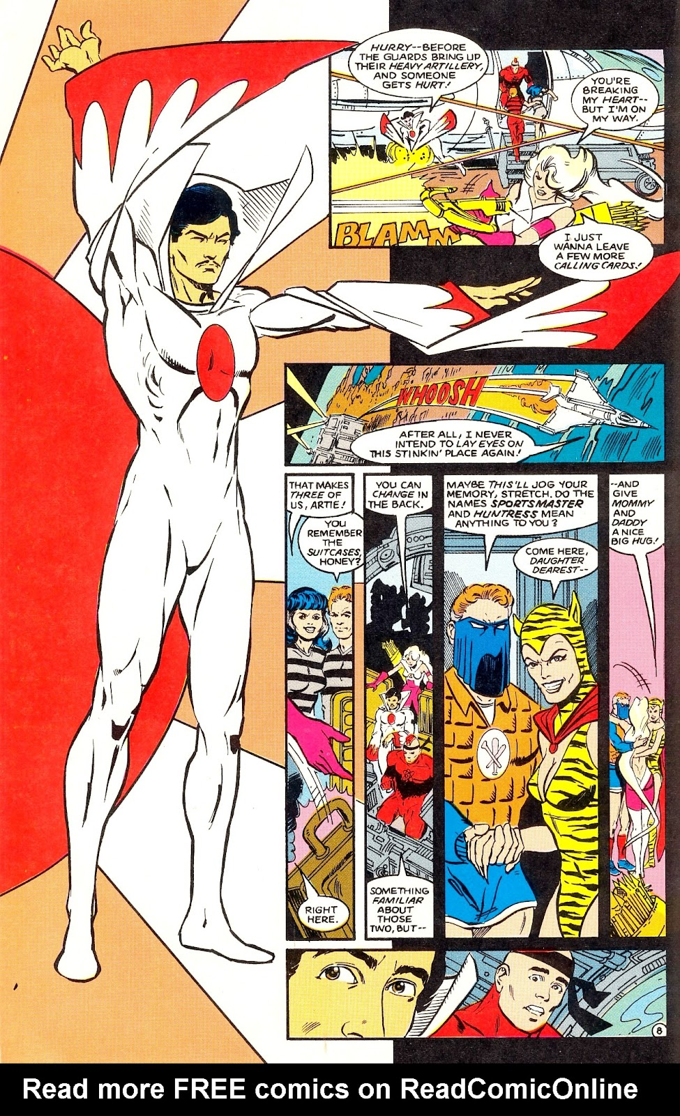 Infinity Inc. (1984) issue 35 - Page 10