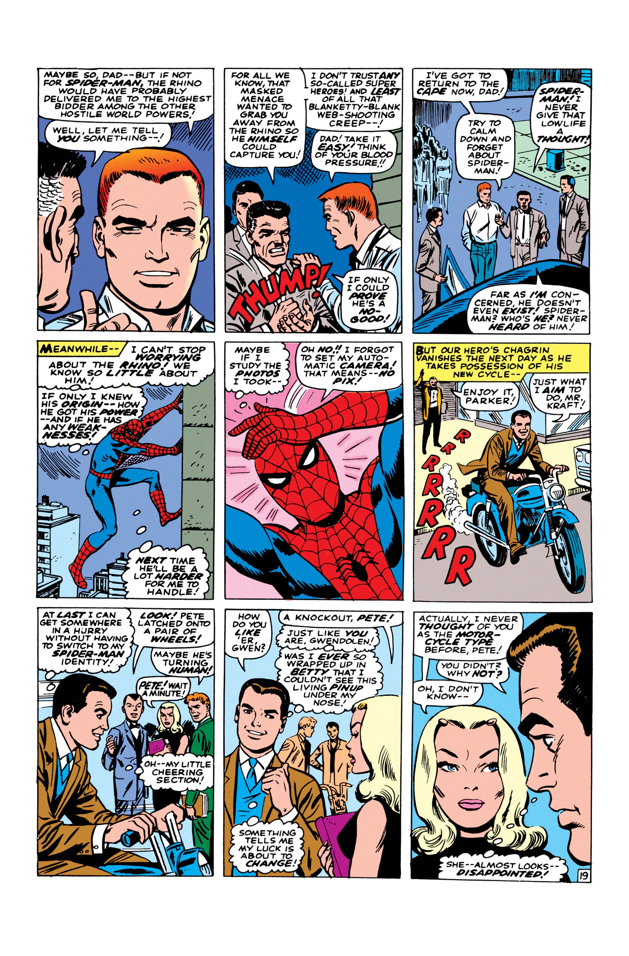 The Amazing Spider-Man (1963) 41 Page 19