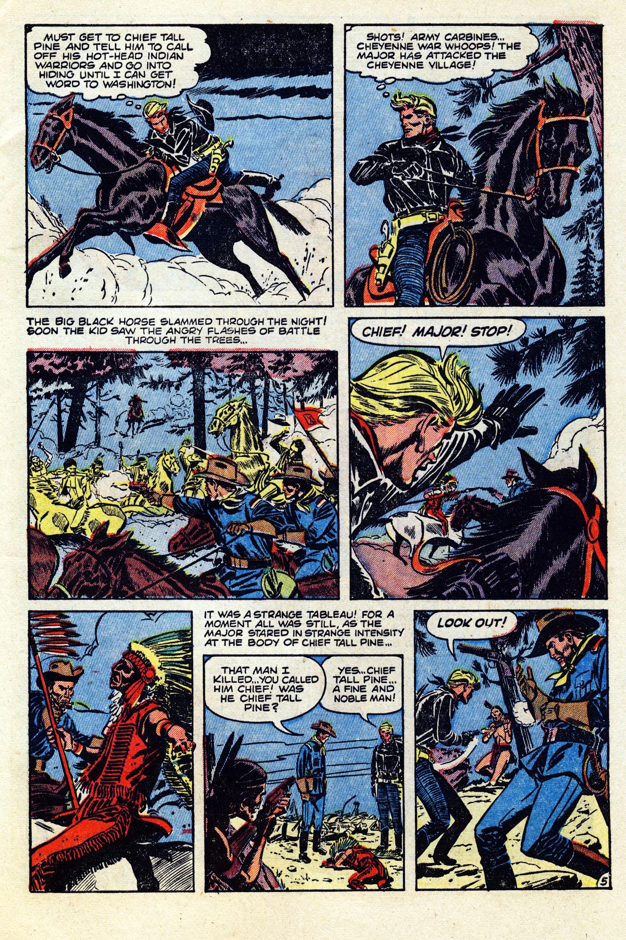 Read online Two-Gun Kid comic -  Issue #12 - 32