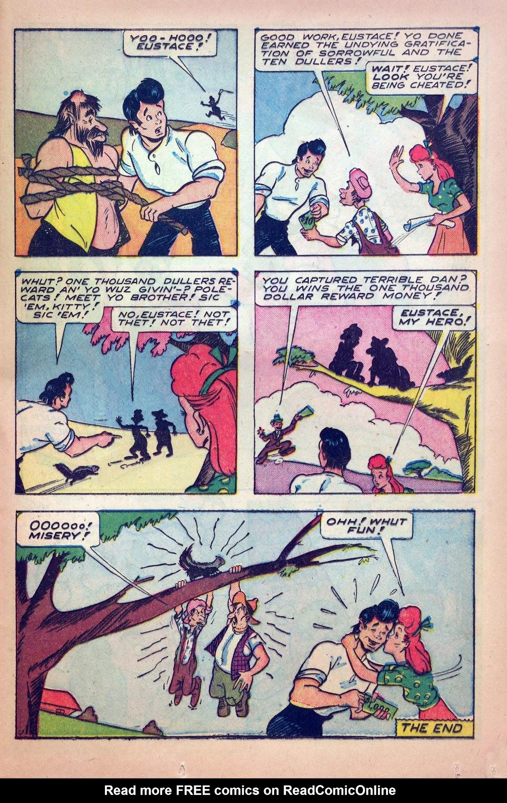 Read online Joker Comics comic -  Issue #20 - 21