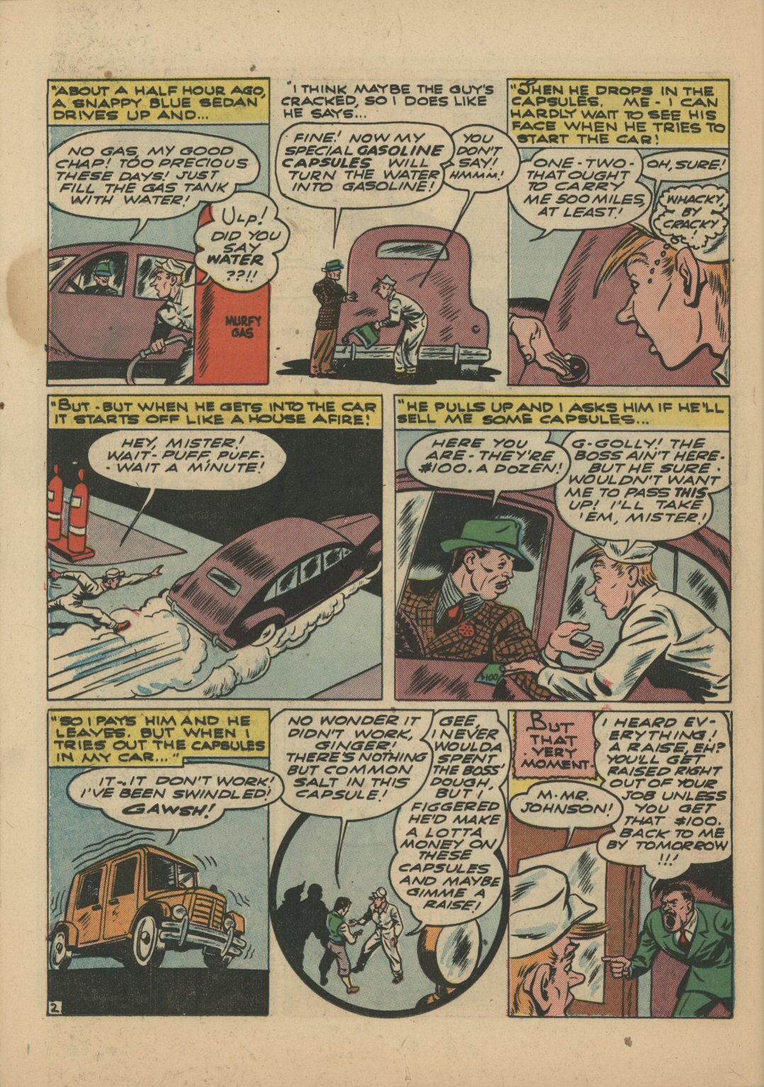 Read online Sensation (Mystery) Comics comic -  Issue #21 - 42