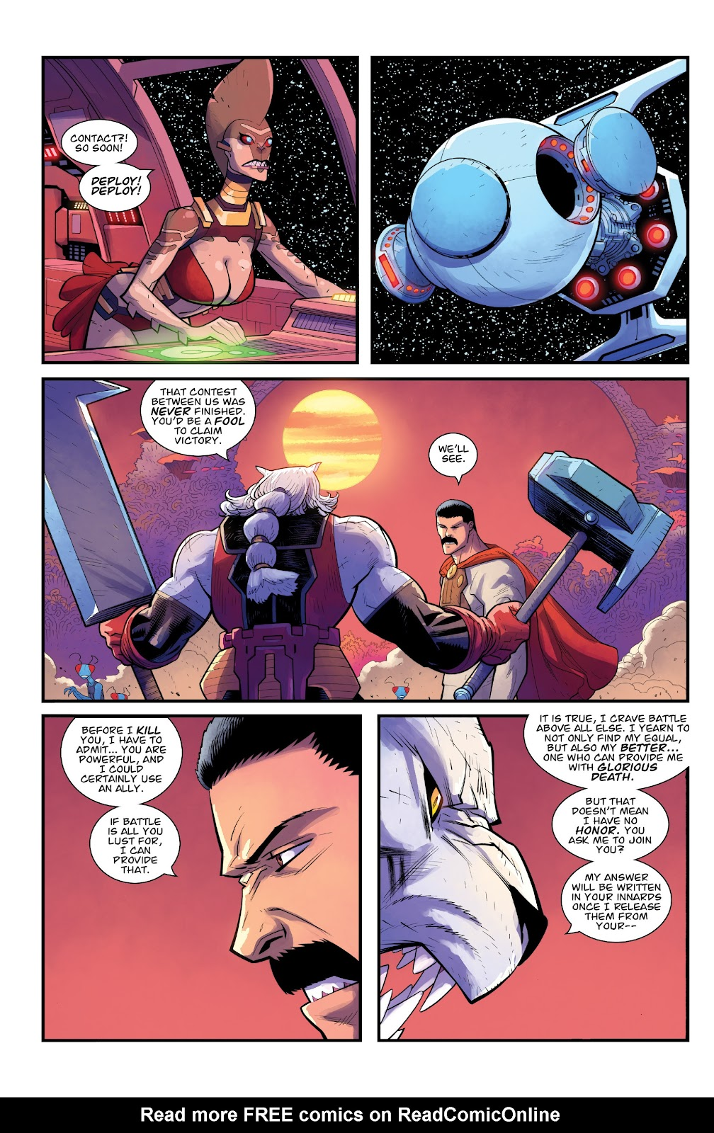 Invincible (2003) issue TPB 21 - Modern Family - Page 10