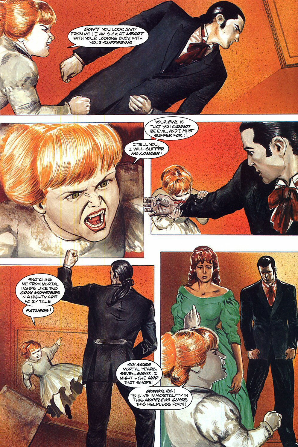 Read online Anne Rice's Interview with the Vampire comic -  Issue #9 - 21
