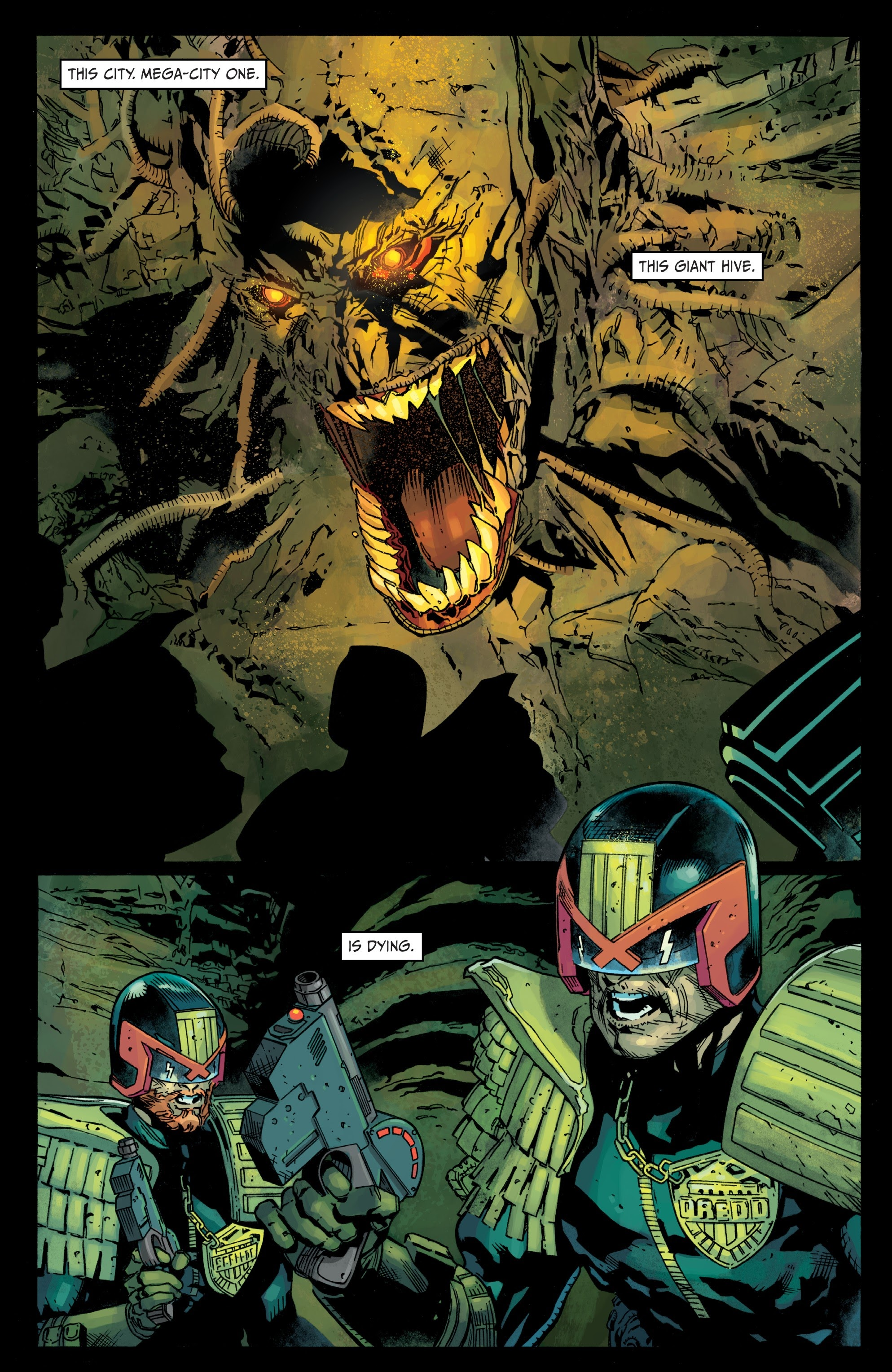 Judge Dredd: Toxic #4 #4 - English 3