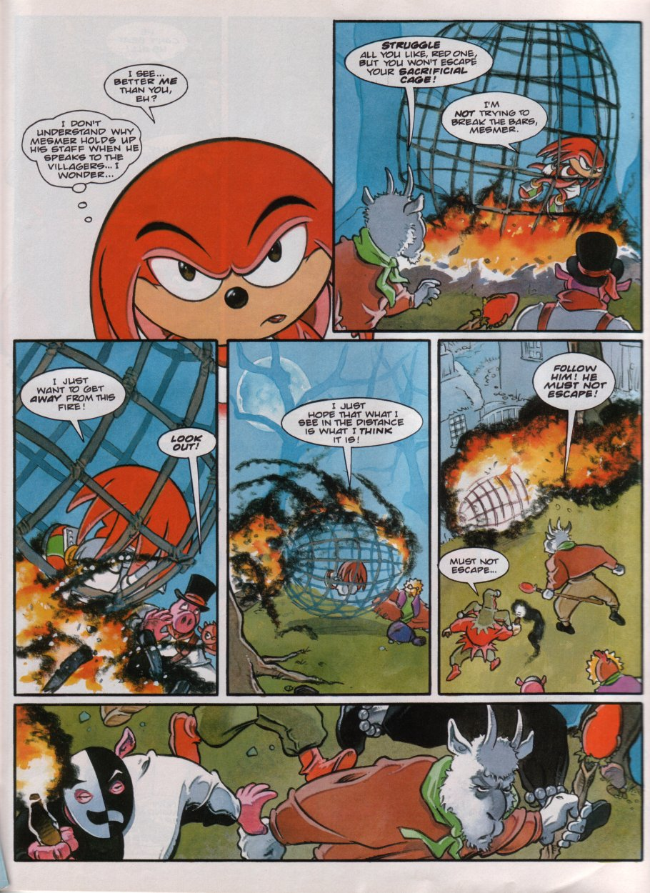 Read online Sonic the Comic comic -  Issue #86 - 12