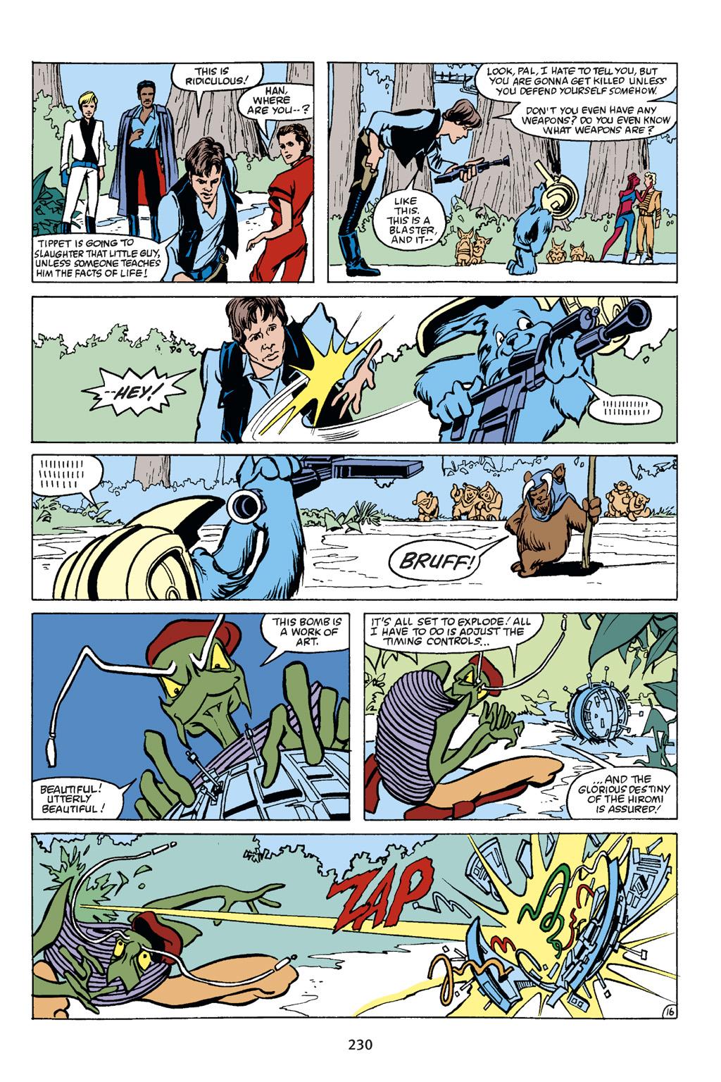 Read online Star Wars Omnibus comic -  Issue # Vol. 21 - 221