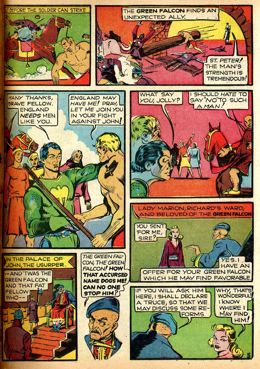 Blue Ribbon Comics (1939) issue 8 - Page 63