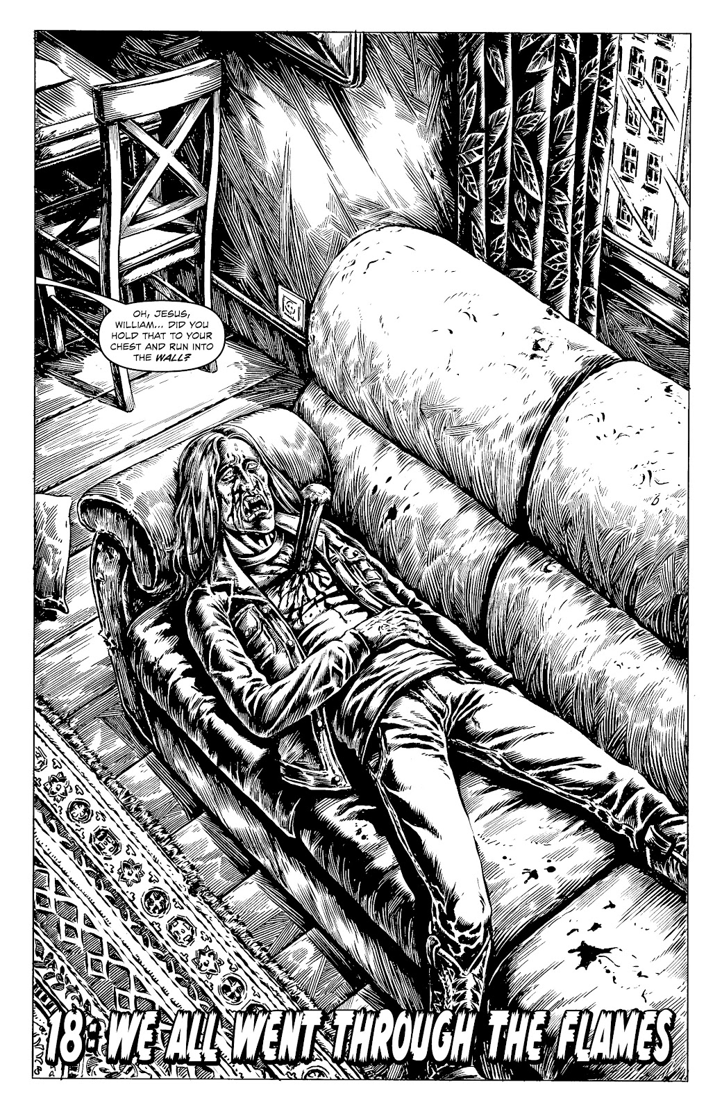 Read online Alan Moore's Cinema Purgatorio comic -  Issue #18 - 15