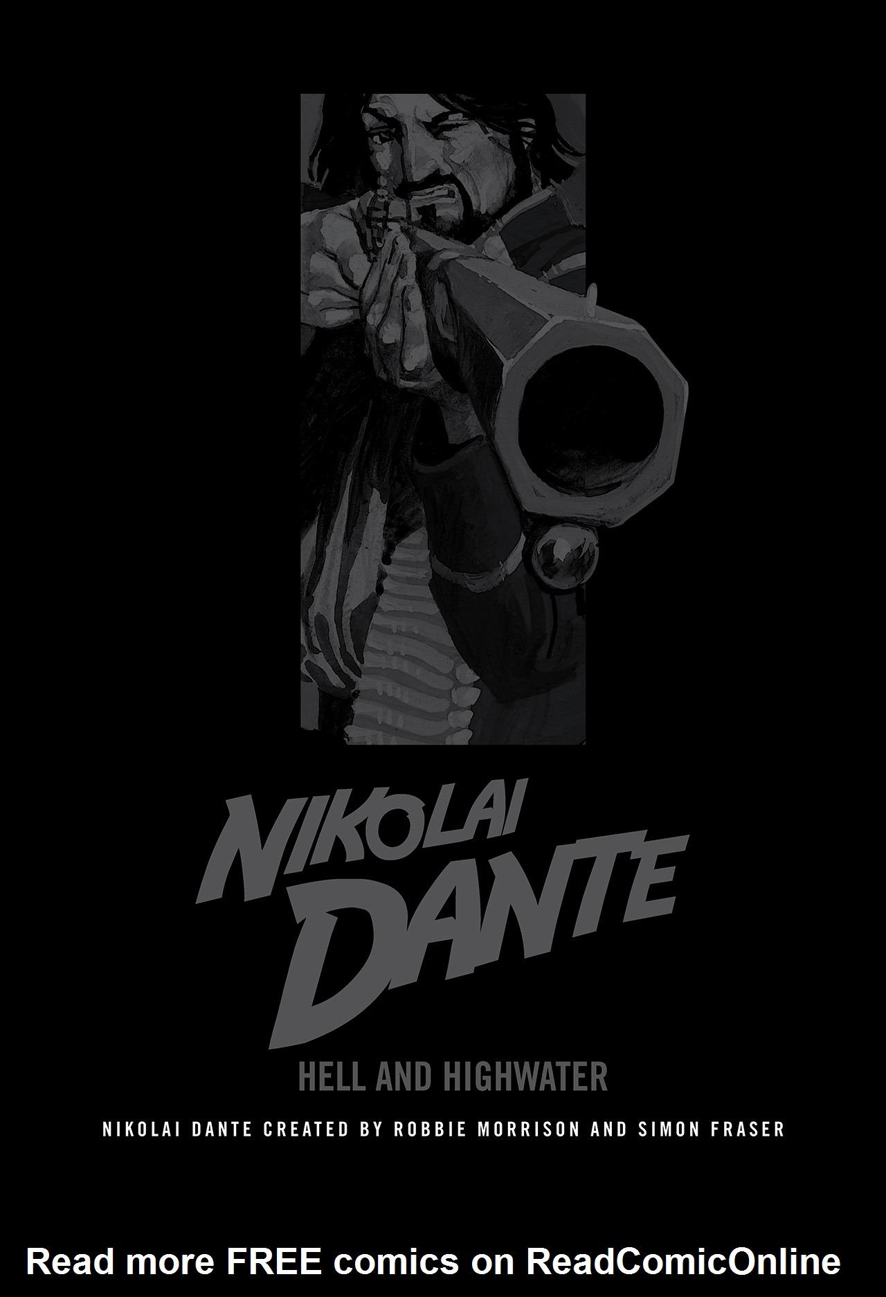 Read online Nikolai Dante comic -  Issue # TPB 6 - 3