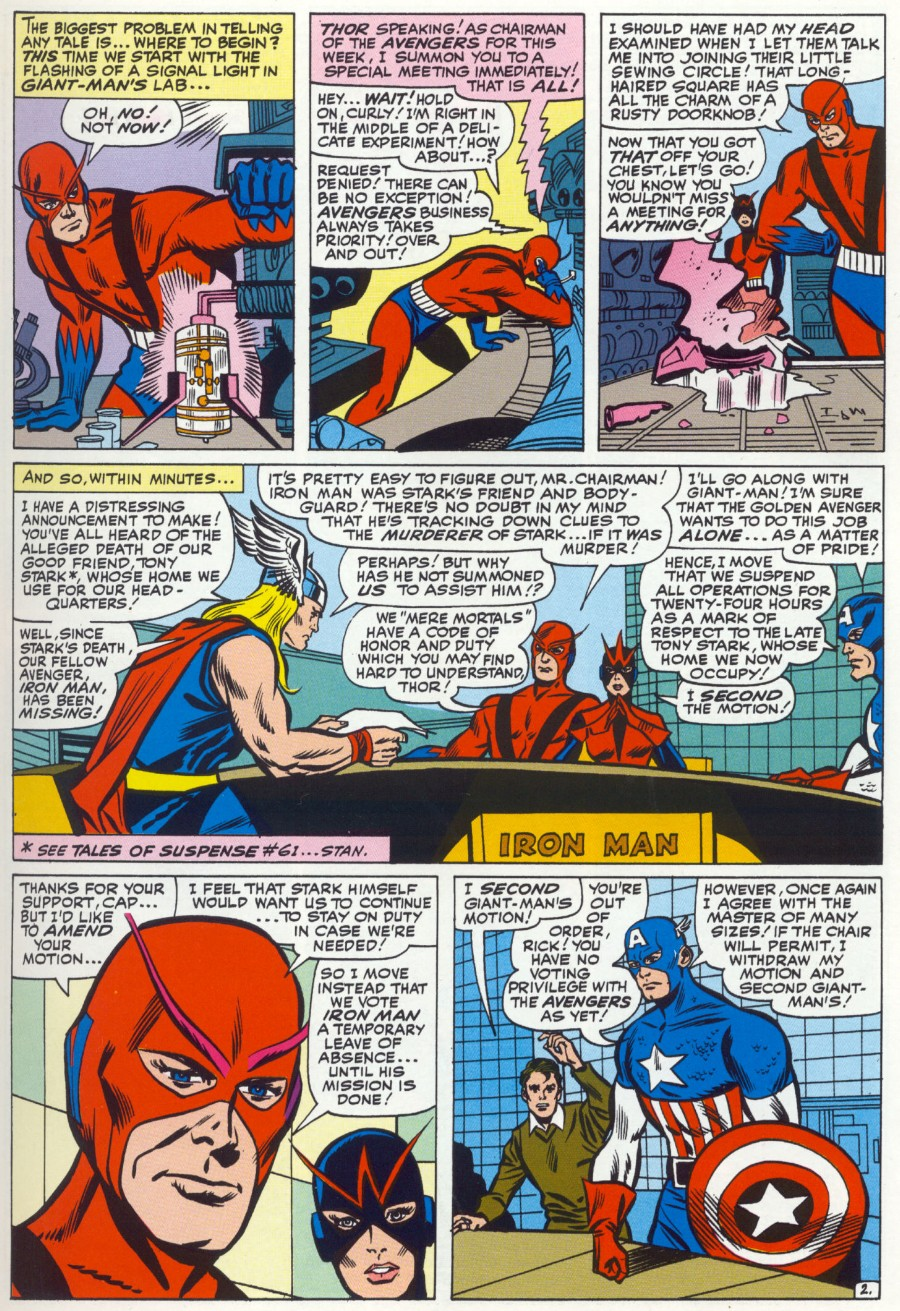 The Avengers (1963) 11 Page 2