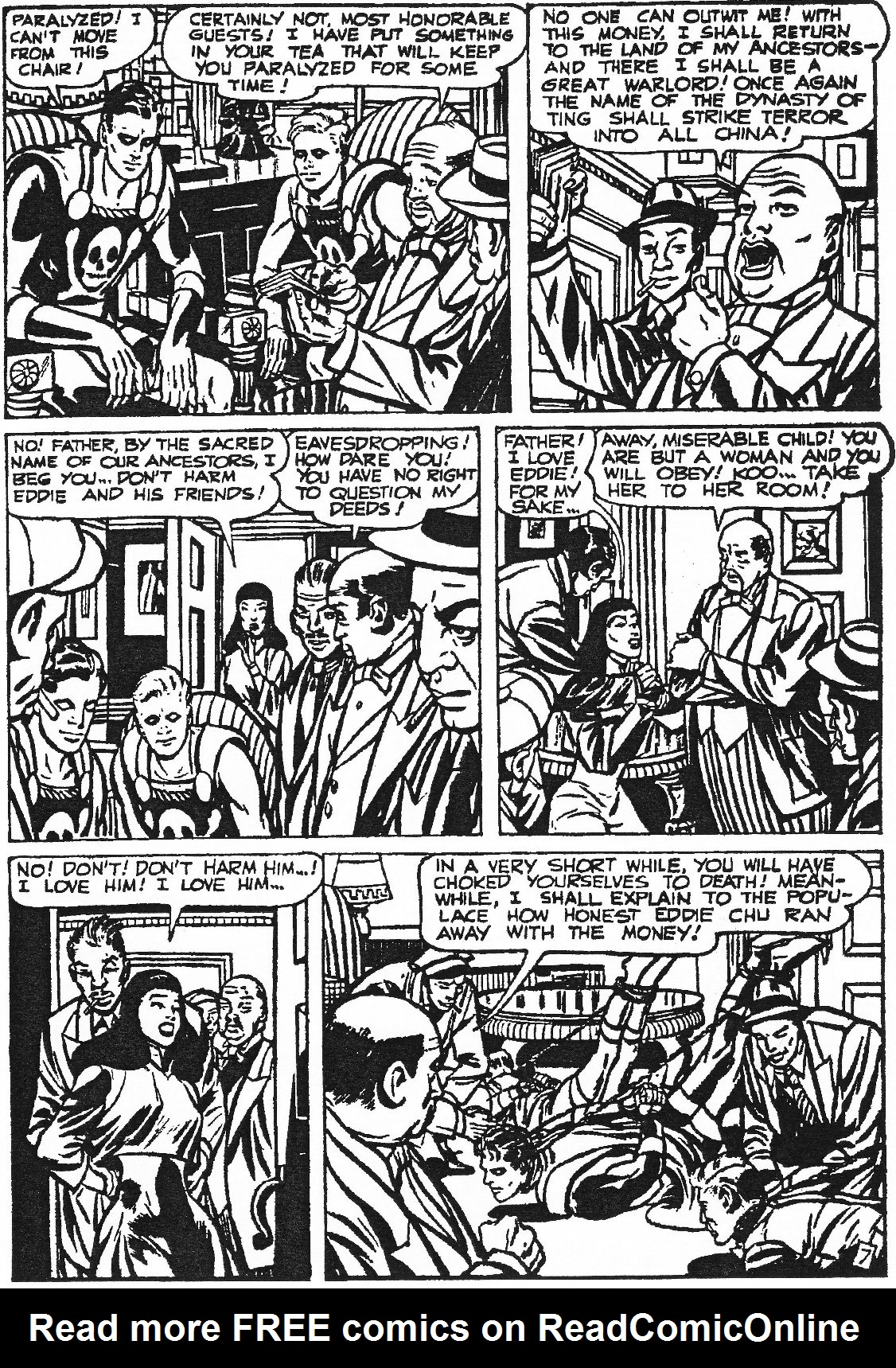 Read online Men of Mystery Comics comic -  Issue #84 - 21