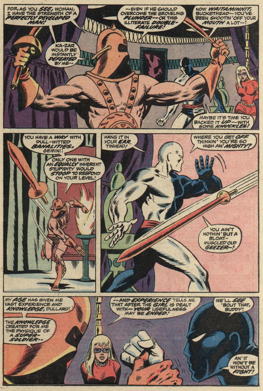 Read online Astonishing Tales (1970) comic -  Issue #19 - 15