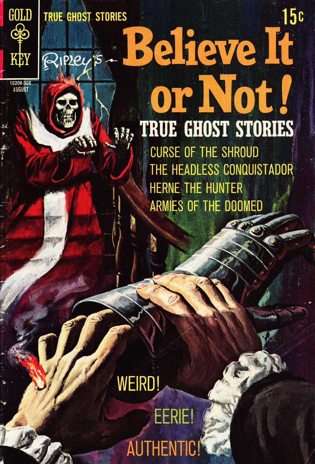 Ripleys Believe it or Not! (1965) 15 Page 1