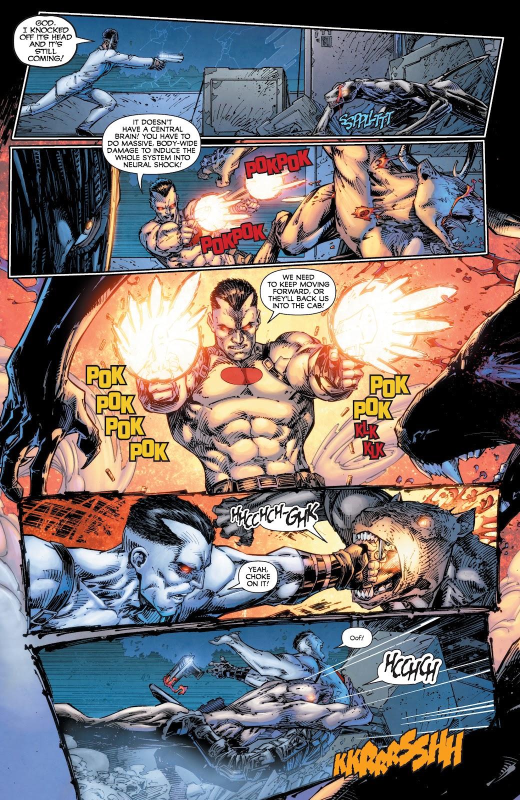 Read online Bloodshot (2019) comic -  Issue #4 - 17