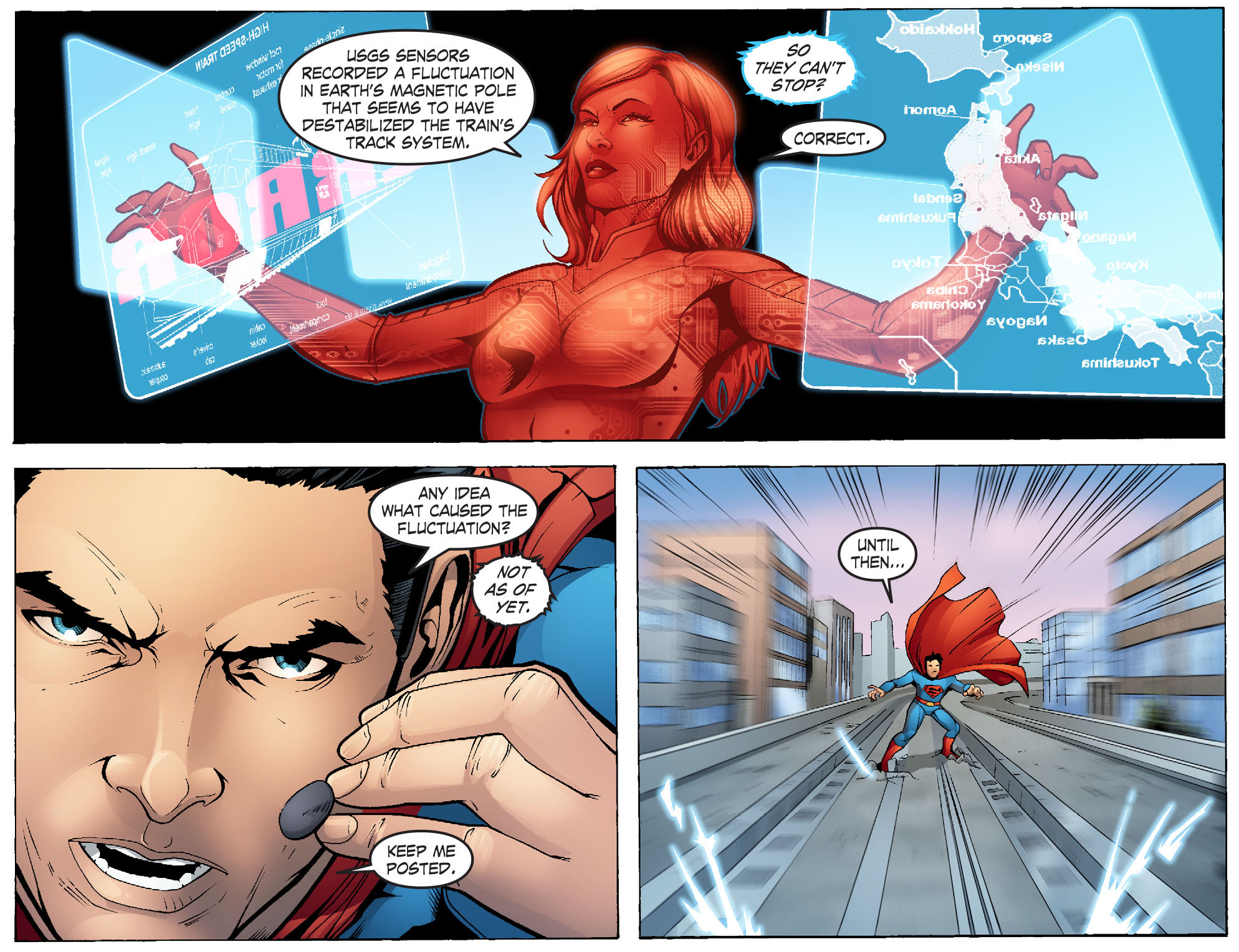 Read online Smallville: Alien comic -  Issue #1 - 16