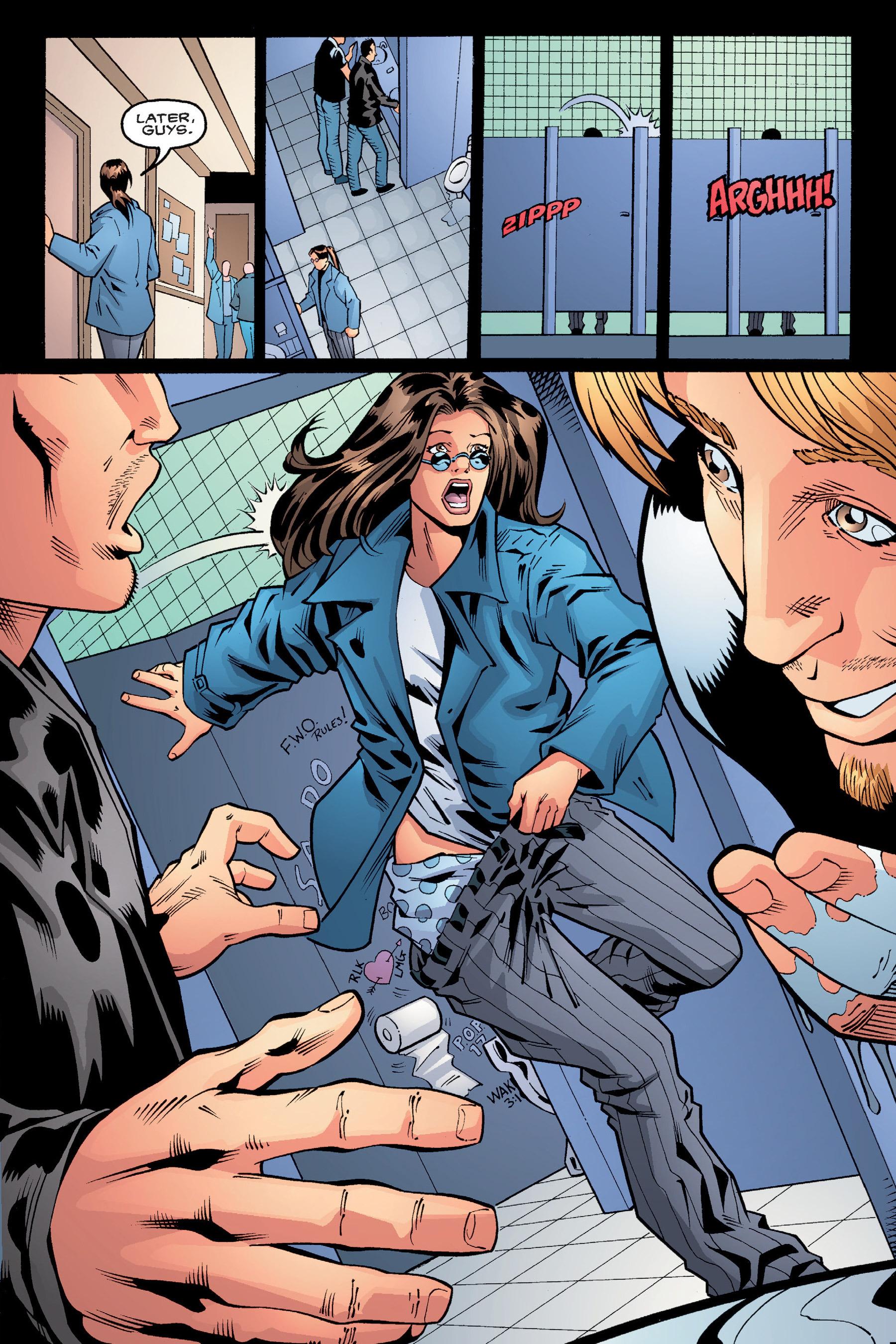 Read online Buffy the Vampire Slayer: Omnibus comic -  Issue # TPB 4 - 70