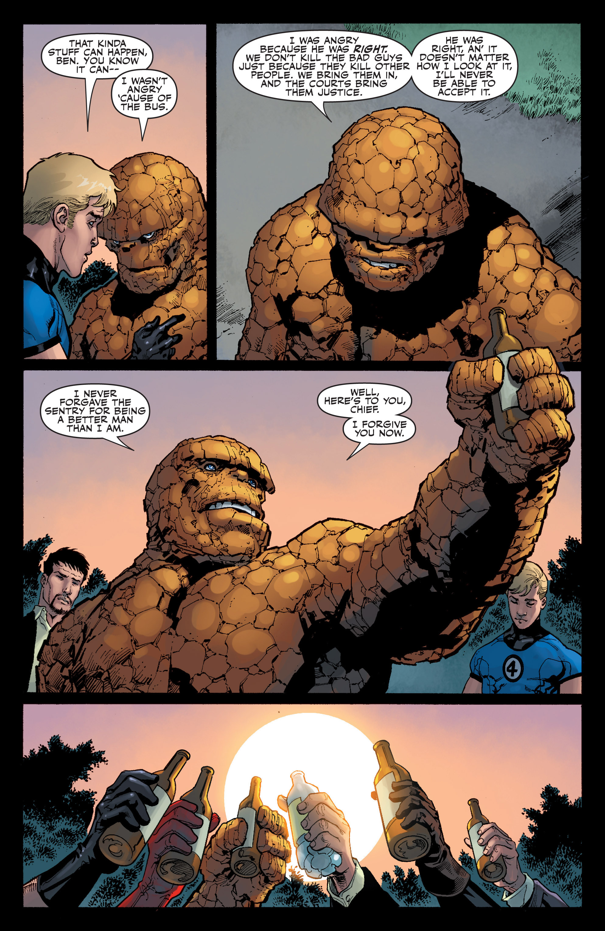 Read online Sentry: Fallen Sun comic -  Issue # Full - 21