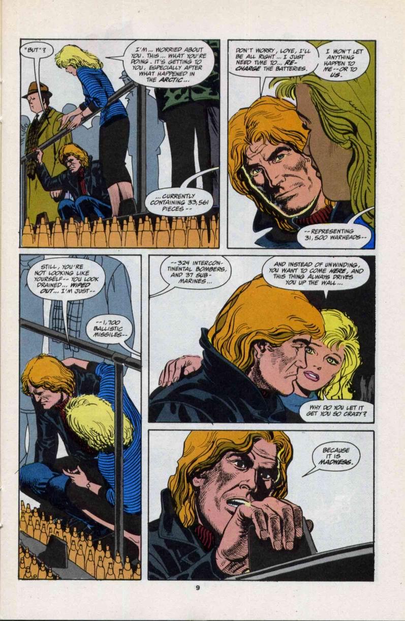 Read online Doctor Zero comic -  Issue #6 - 11