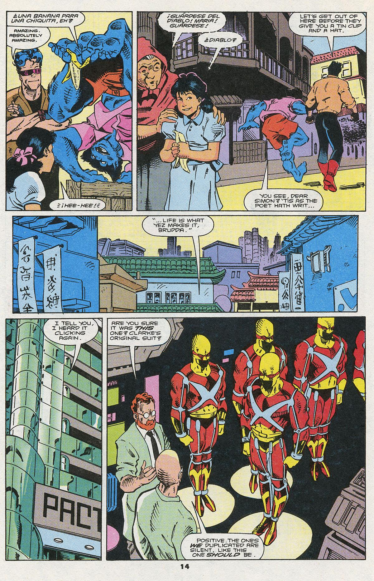 Read online Wonder Man (1991) comic -  Issue #5 - 12