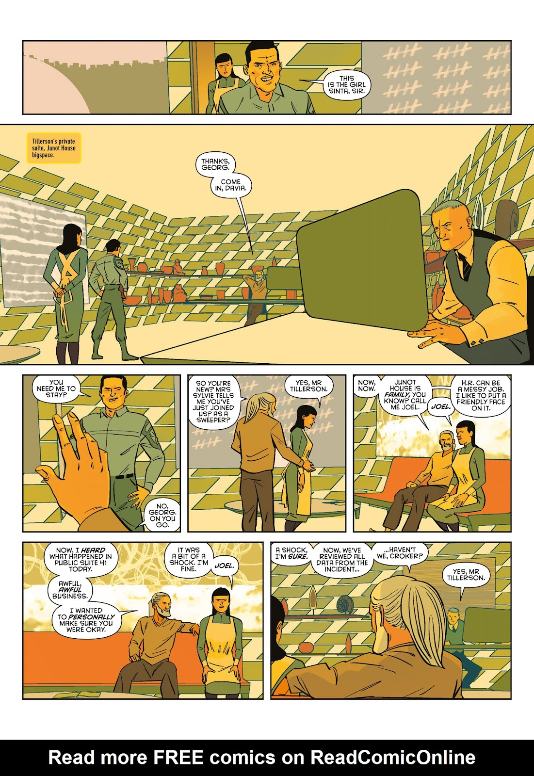 Read online Brink comic -  Issue # TPB 3 - 30