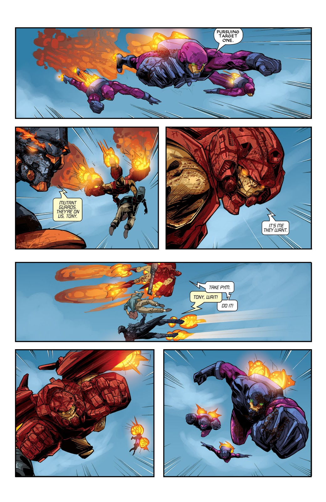 Iron Man: House of M Issue #2 #2 - English 20
