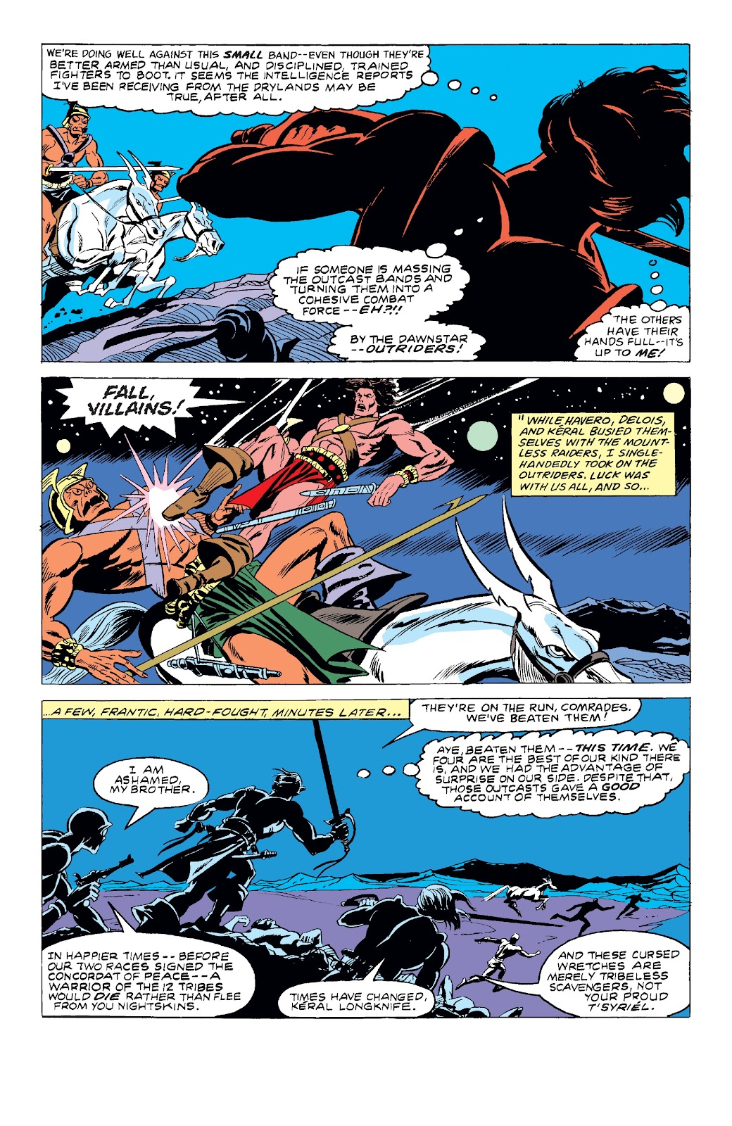 Read online Star Wars Legends: The Original Marvel Years - Epic Collection comic -  Issue # TPB 3 (Part 4) - 21