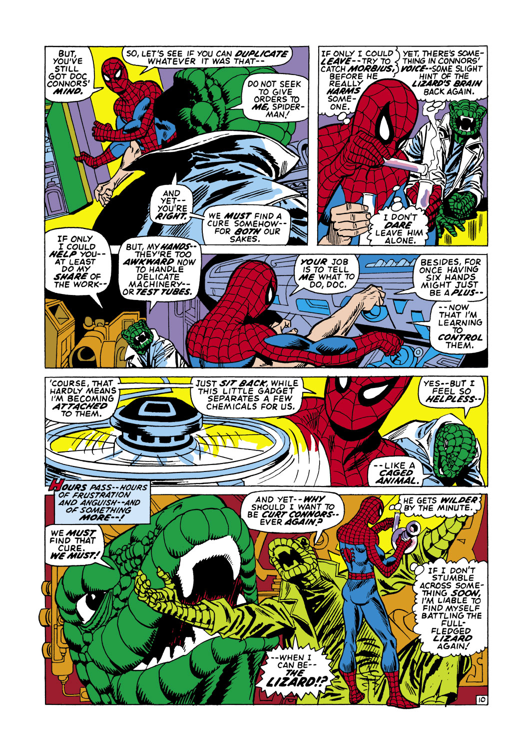 The Amazing Spider-Man (1963) 102 Page 10