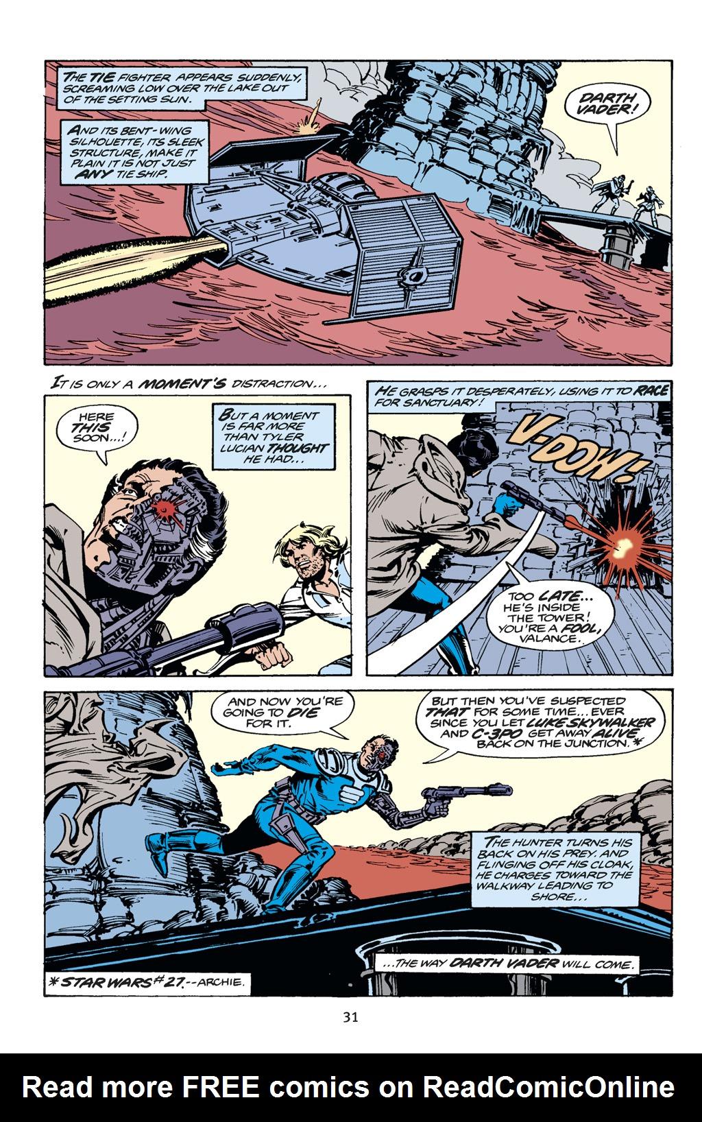 Read online Star Wars Omnibus comic -  Issue # Vol. 14 - 32