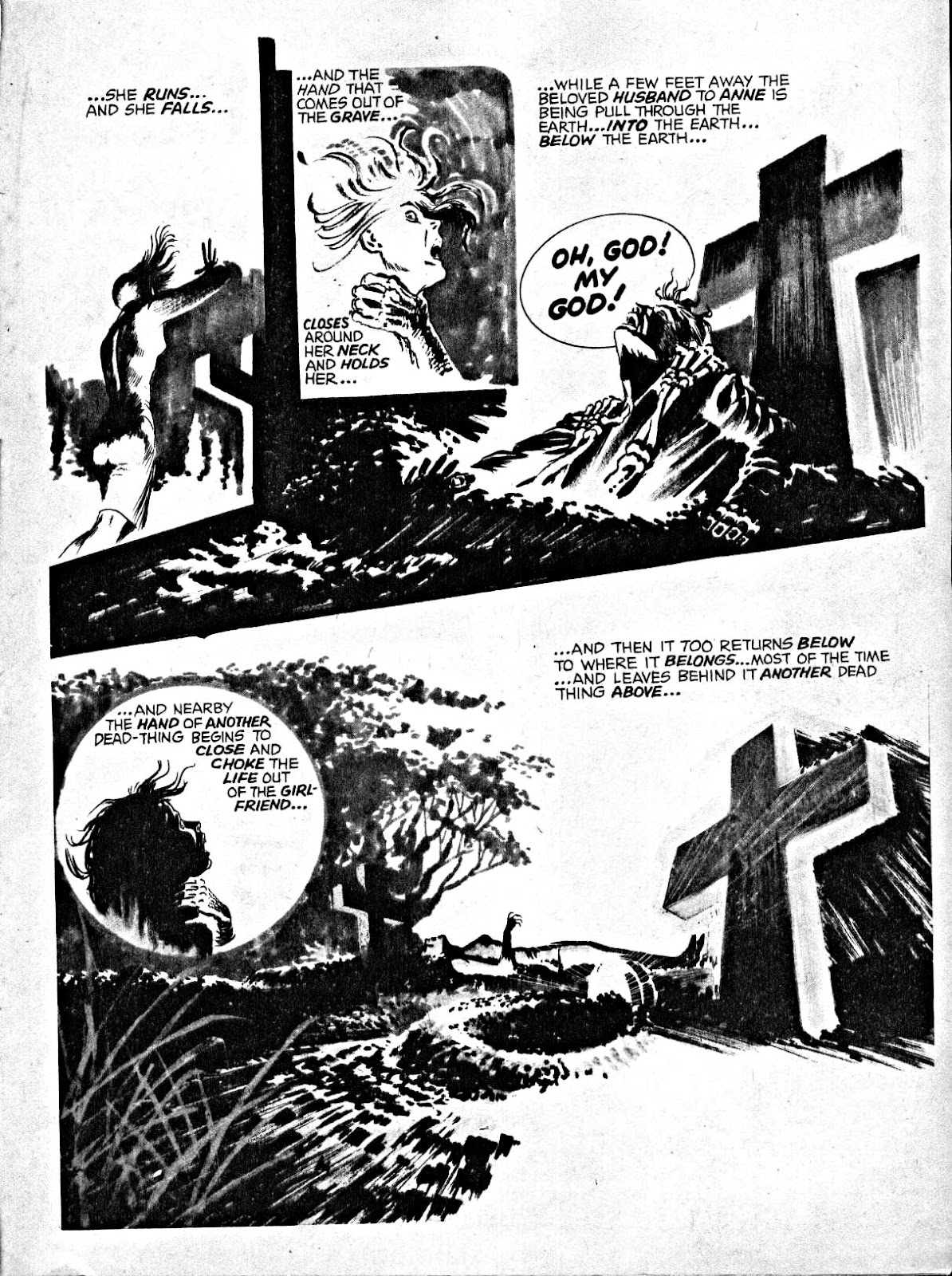 Nightmare (1970) issue 18 - Page 34