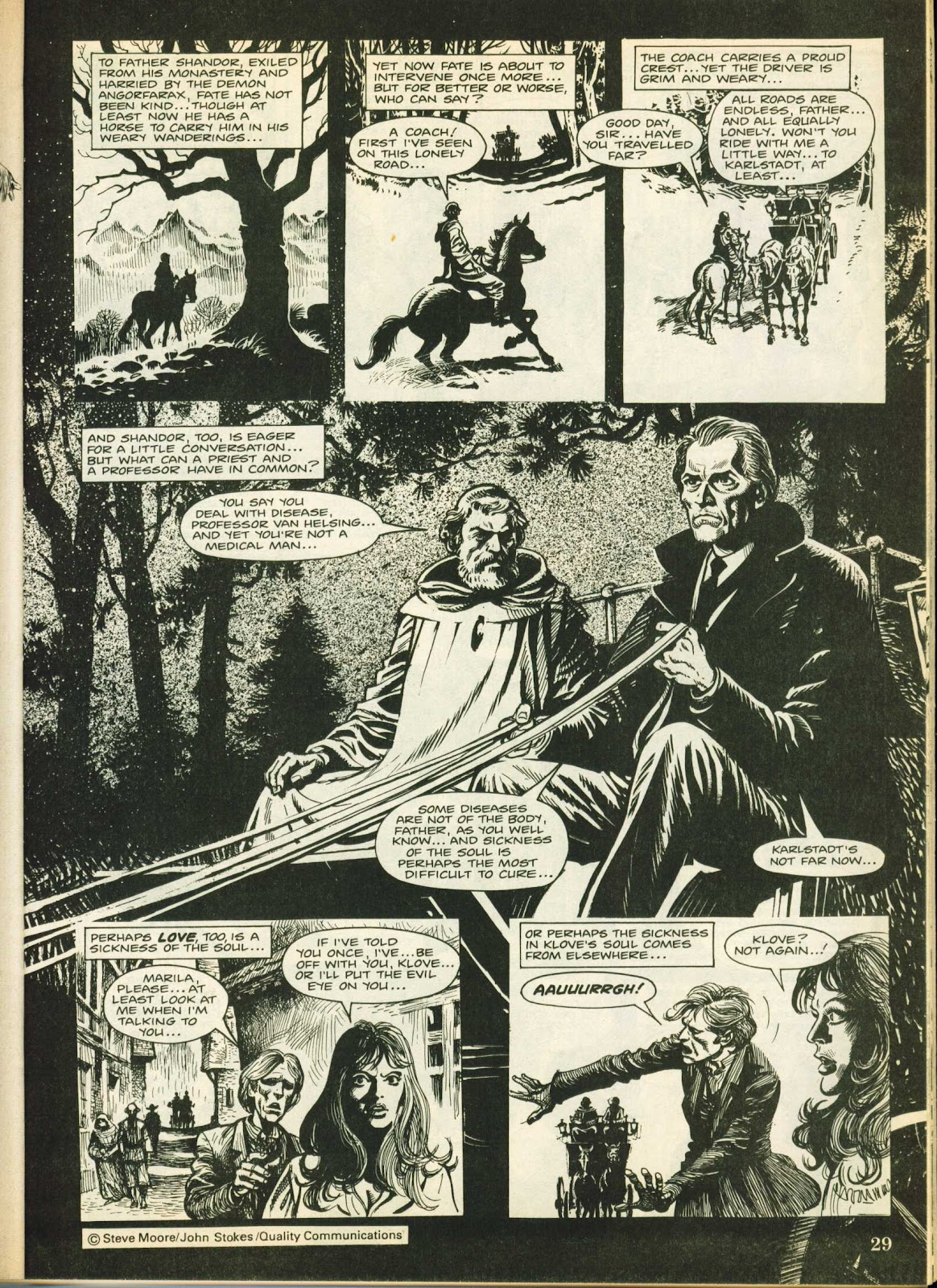 Warrior Issue #25 #26 - English 29