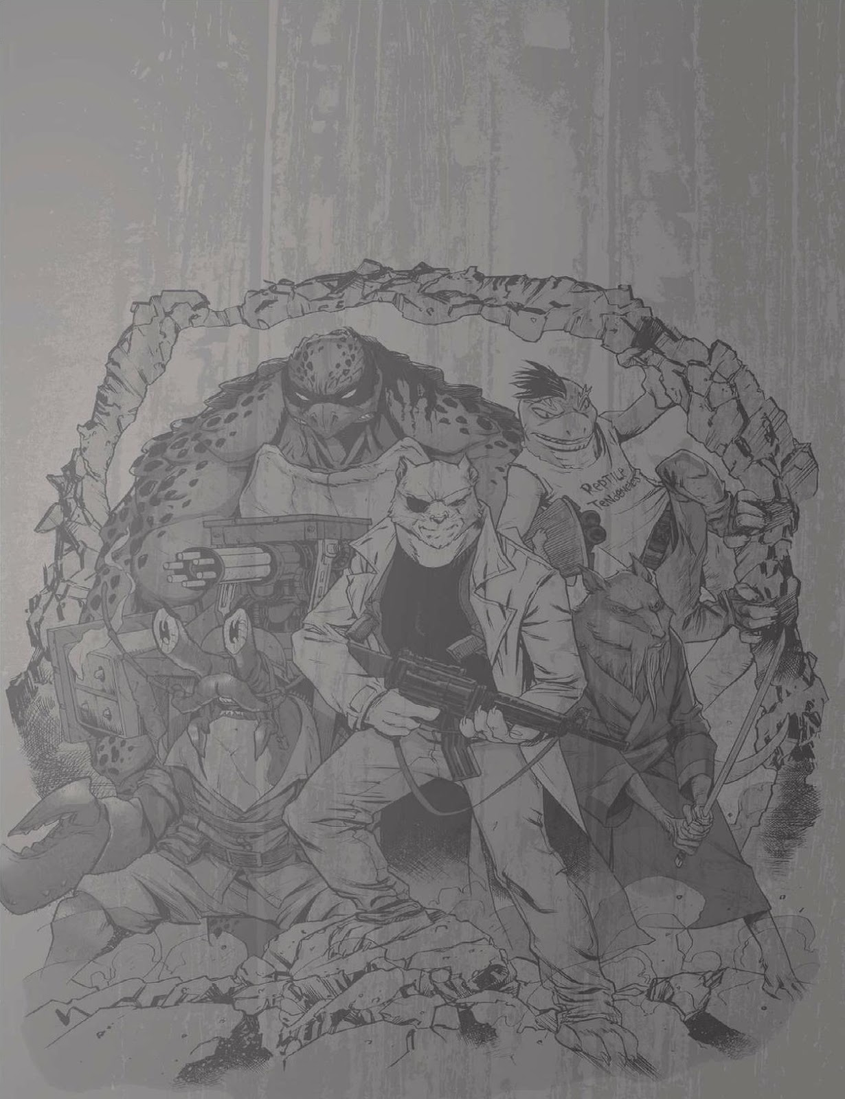 Read online Teenage Mutant Ninja Turtles: The IDW Collection comic -  Issue # TPB 5 (Part 1) - 4