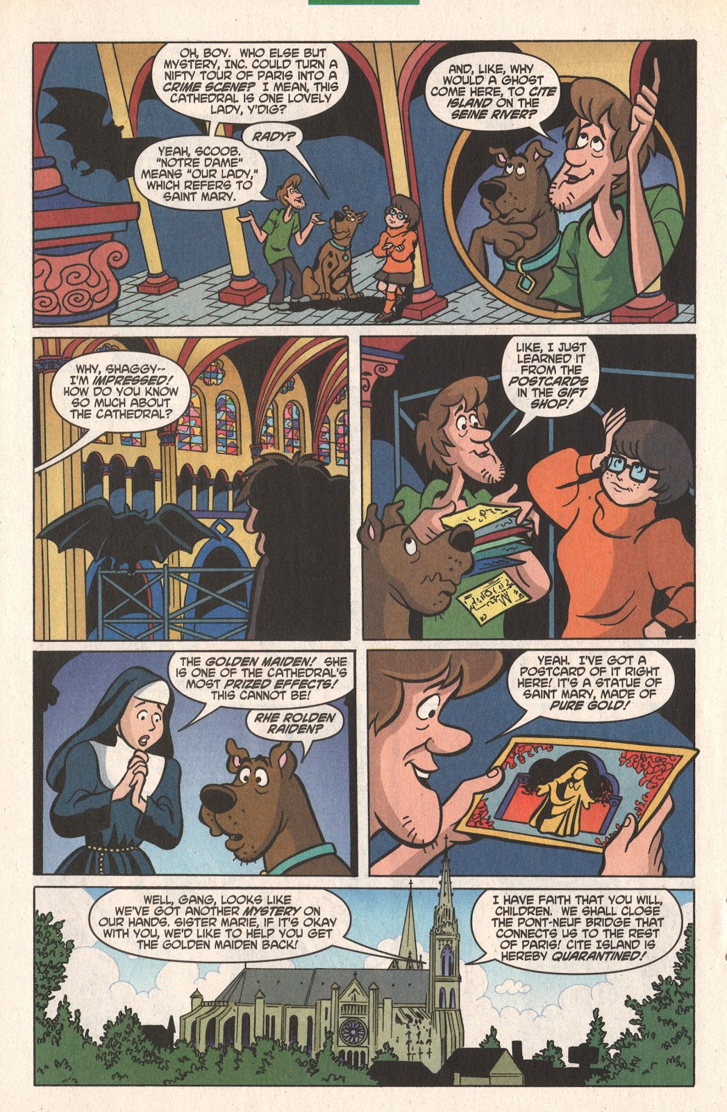 Read online Scooby-Doo (1997) comic -  Issue #85 - 25