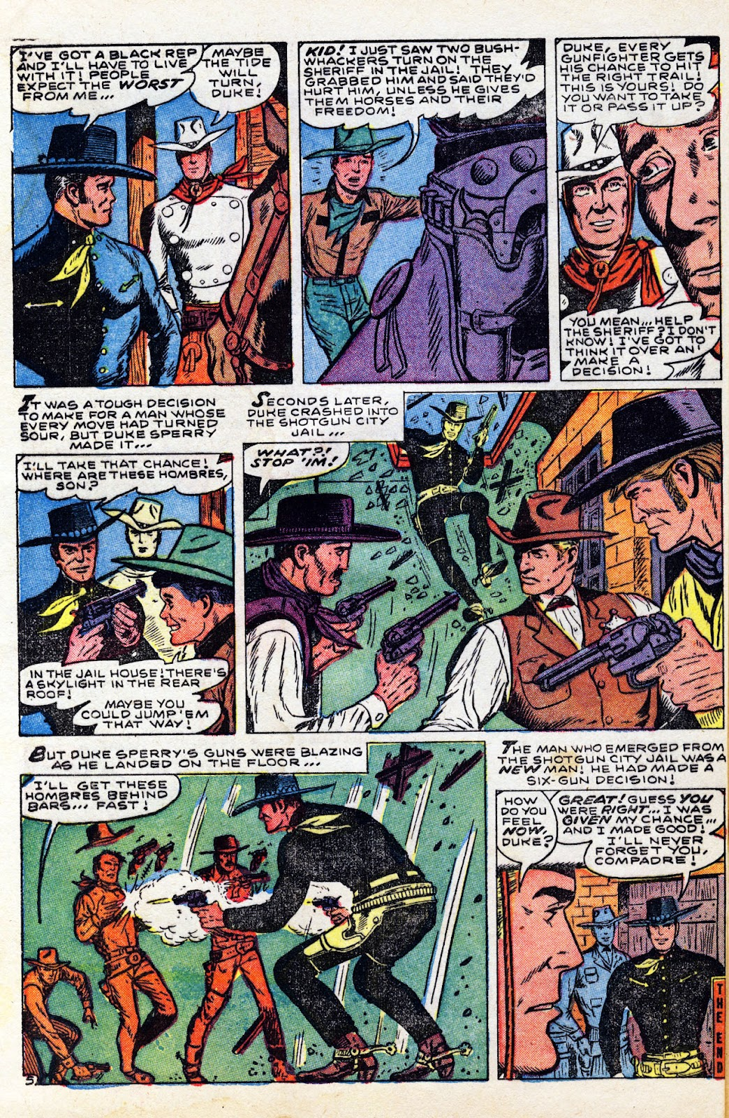 The Rawhide Kid (1955) issue 12 - Page 32