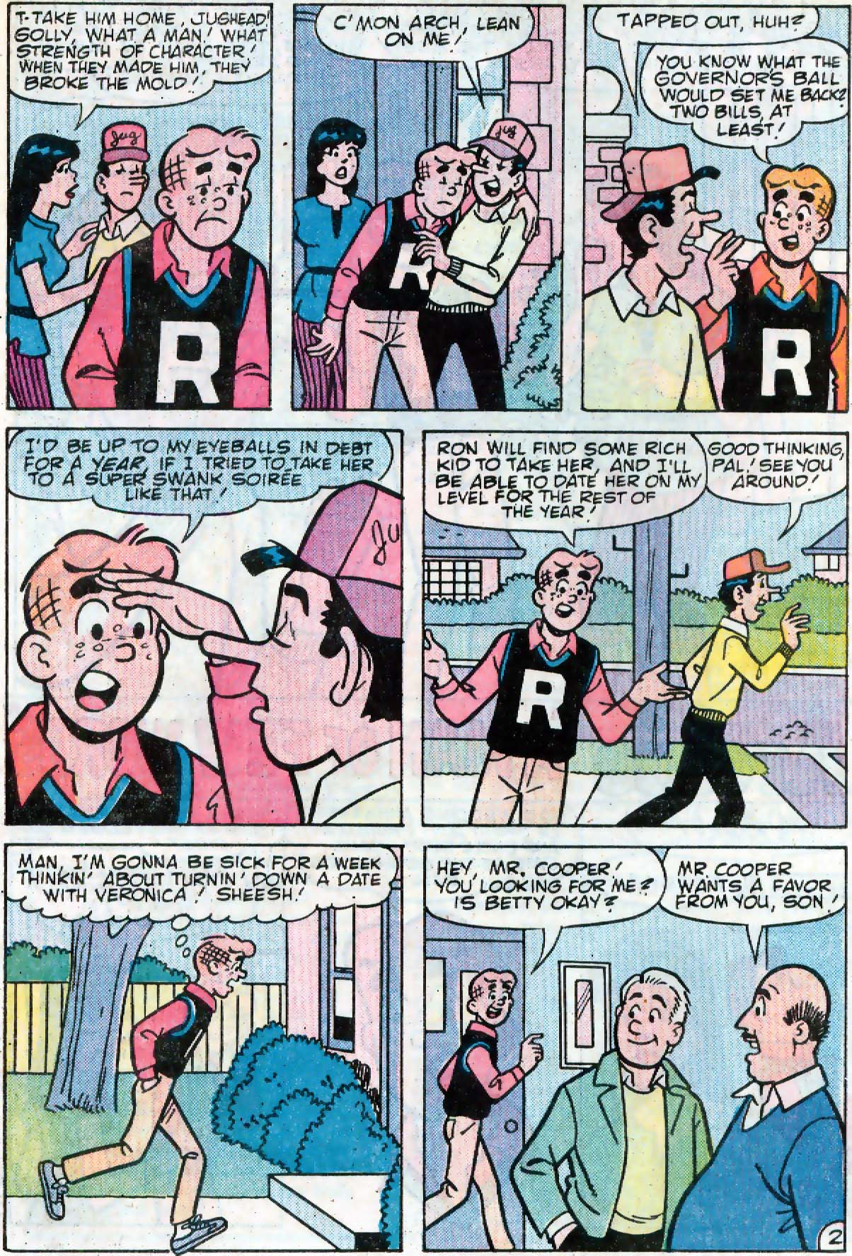 Read online Archie (1960) comic -  Issue #333 - 9