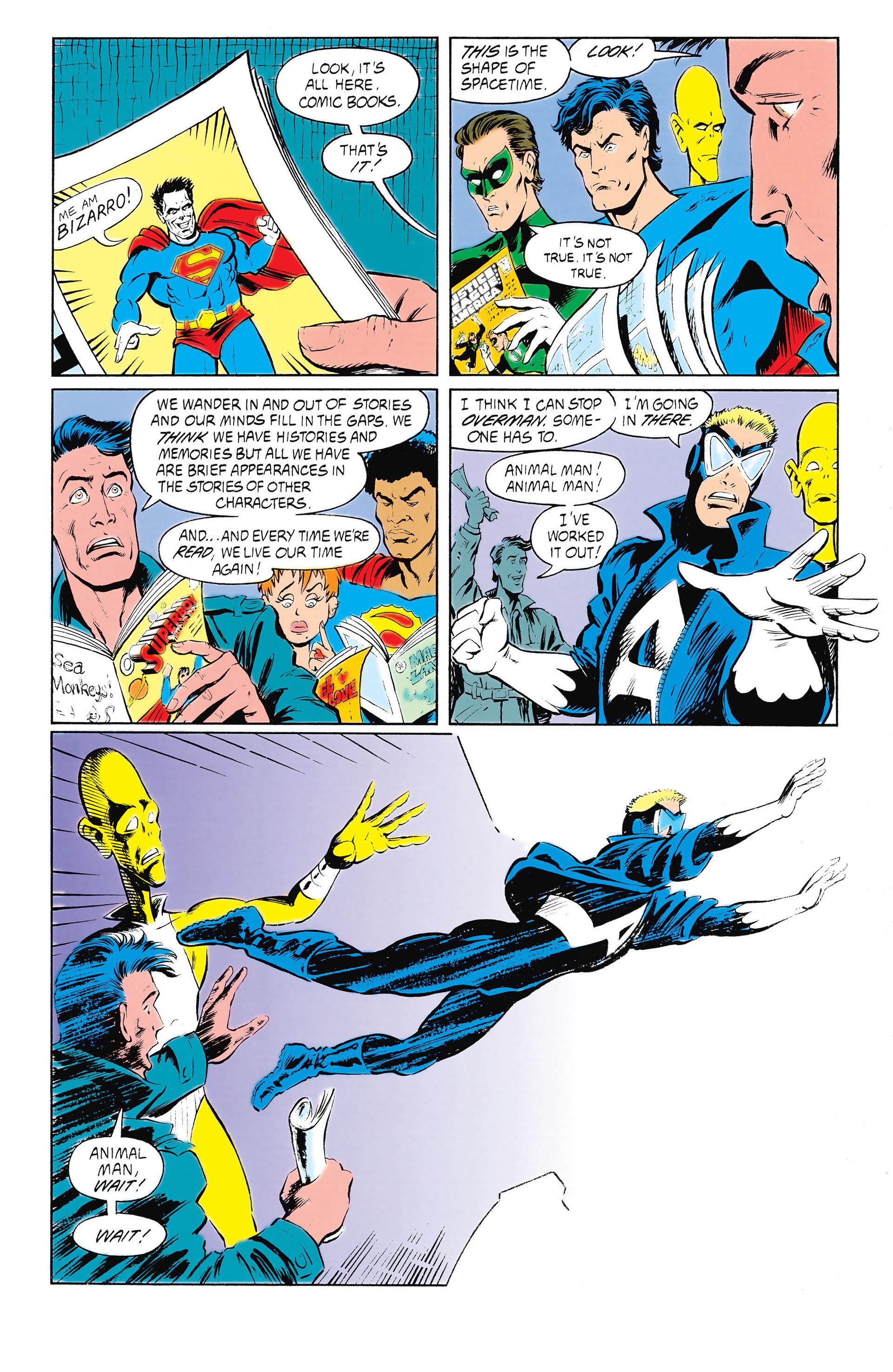 Read online Animal Man (1988) comic -  Issue #24 - 9