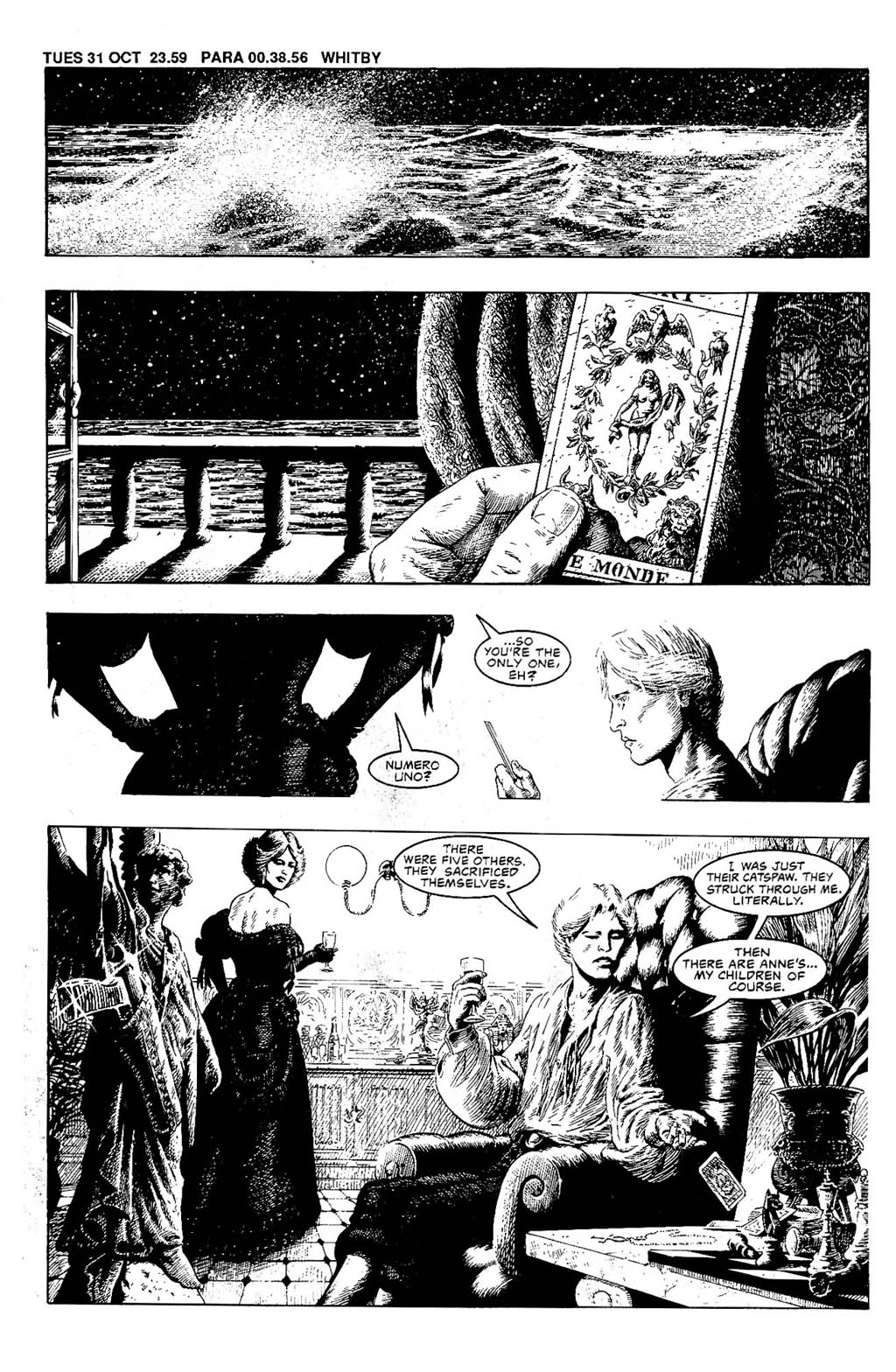 Read online The Adventures of Luther Arkwright comic -  Issue #9 - 24